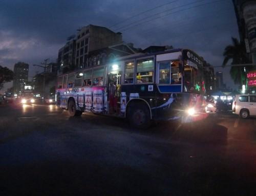 Il est 6 heures, Yangon s'éveille