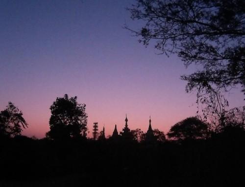 Bagan, mystique et touristique