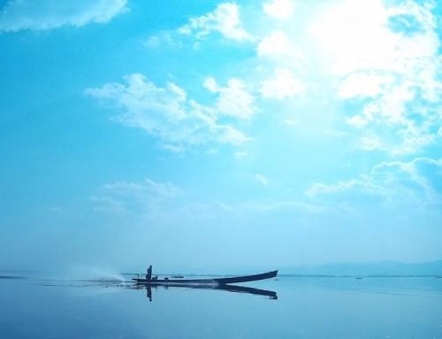 Trek entre Kalaw et le lac Inle