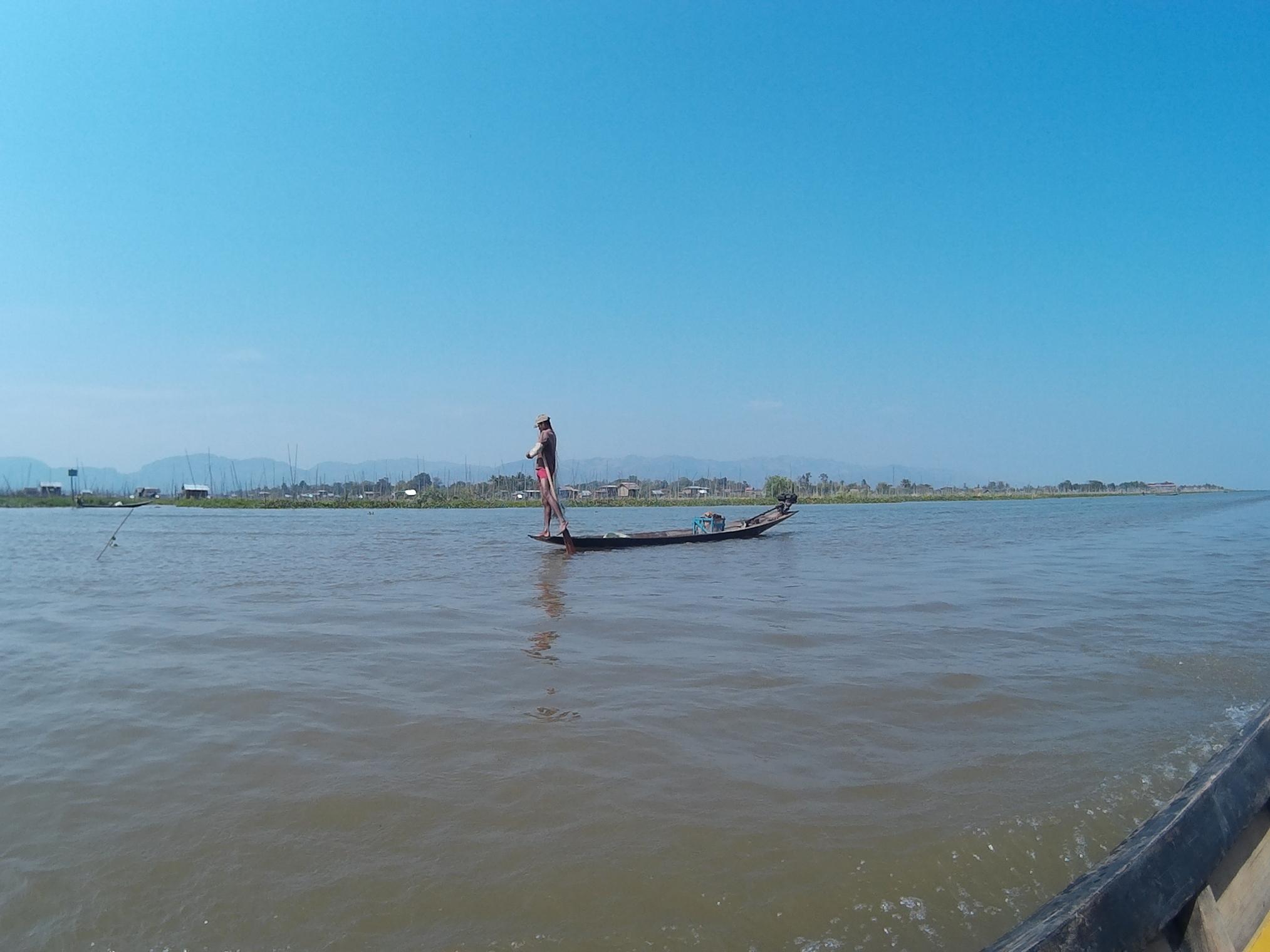 Pêcheur Inle