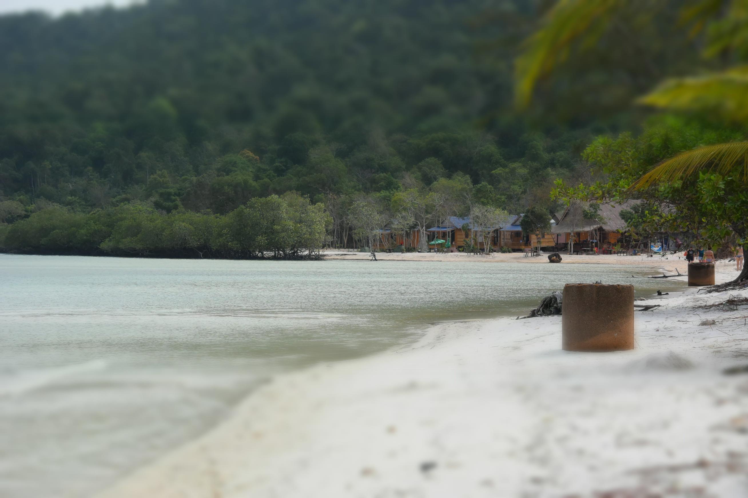Bungalow à Koh Rong Samloem