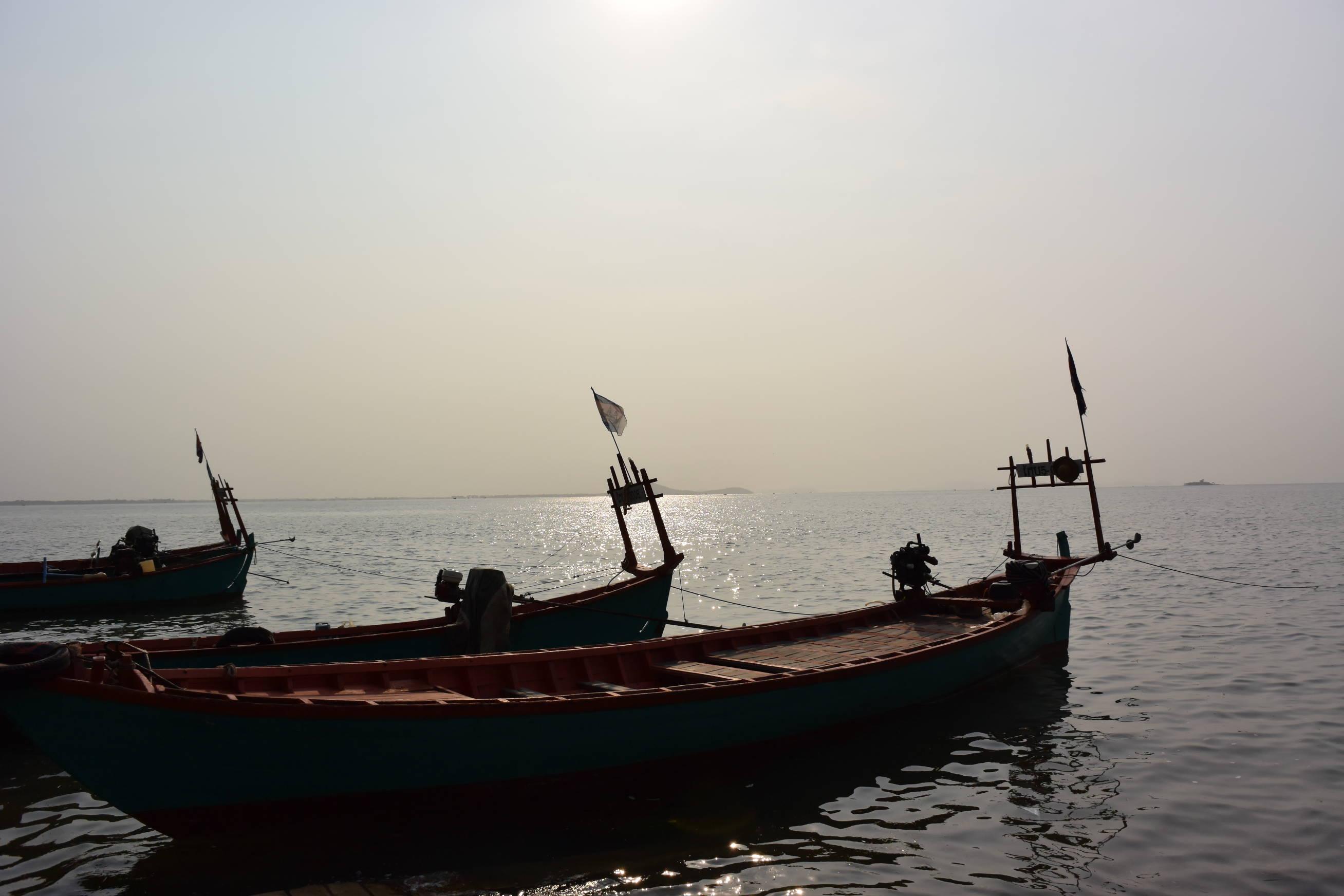 Île du Lapin à Kep au Cambodge 1