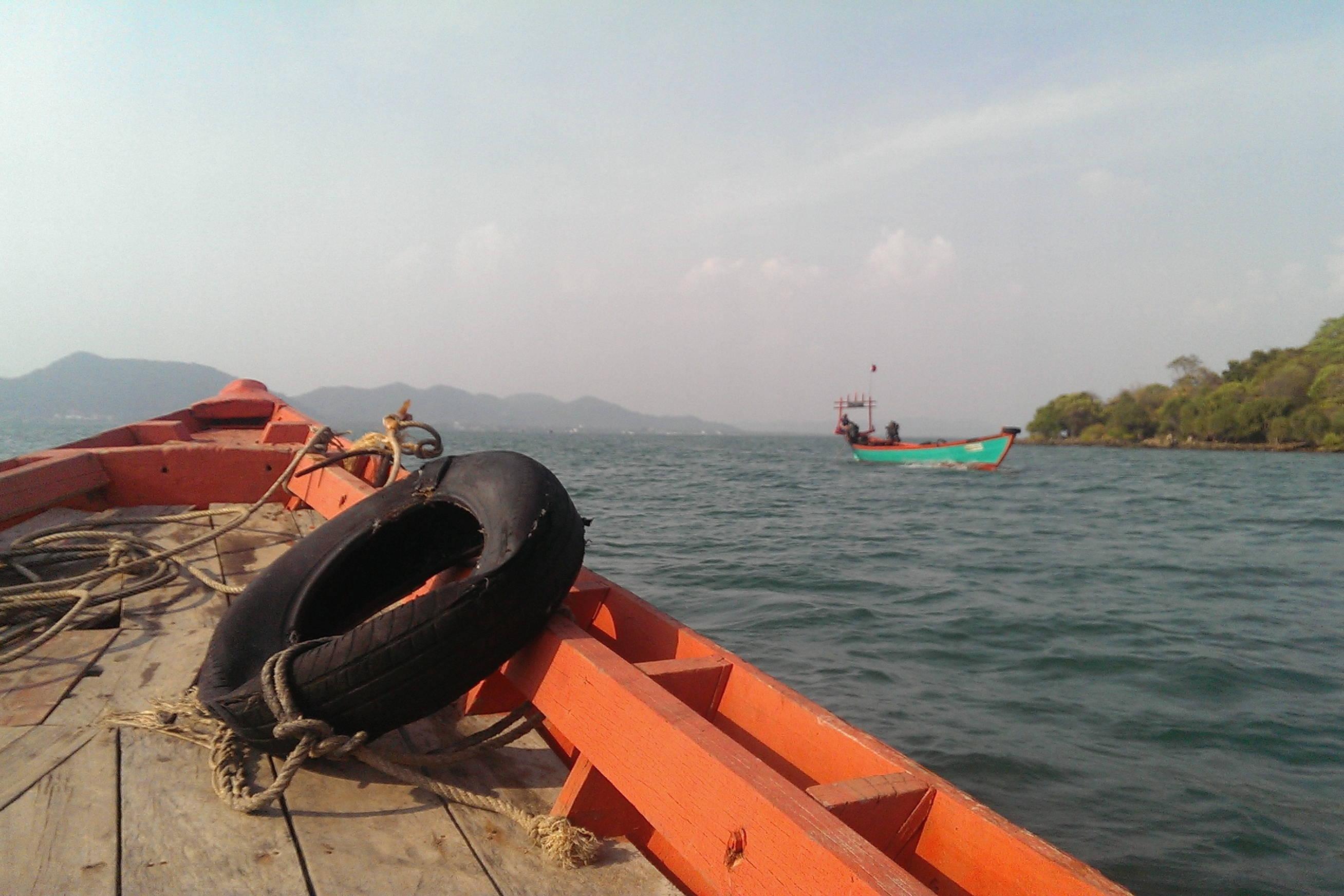 Île du Lapin à Kep au Cambodge 2
