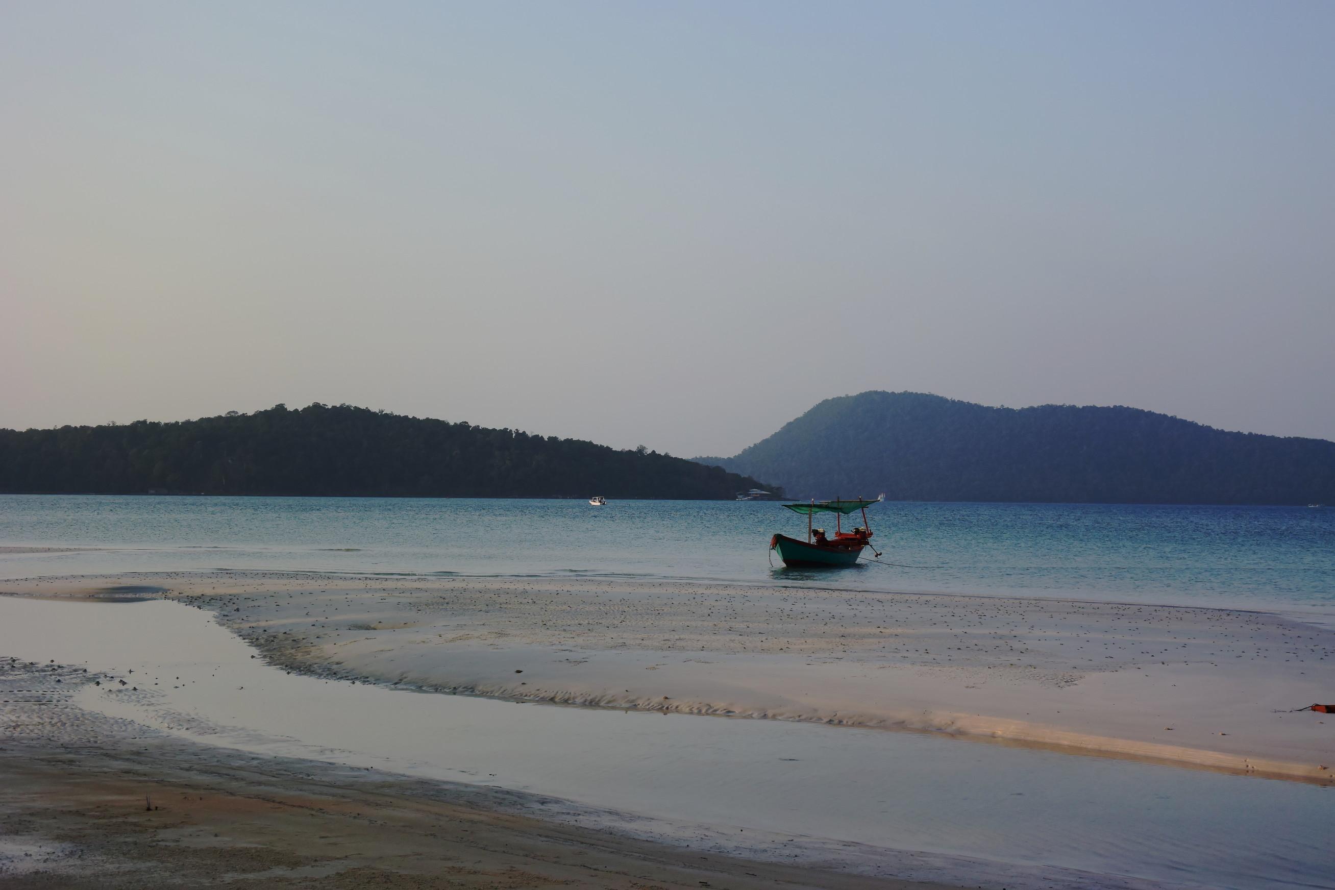 Koh Rong Samloem c'est le paradis 2