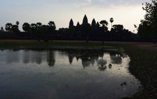 Miniature Angkor