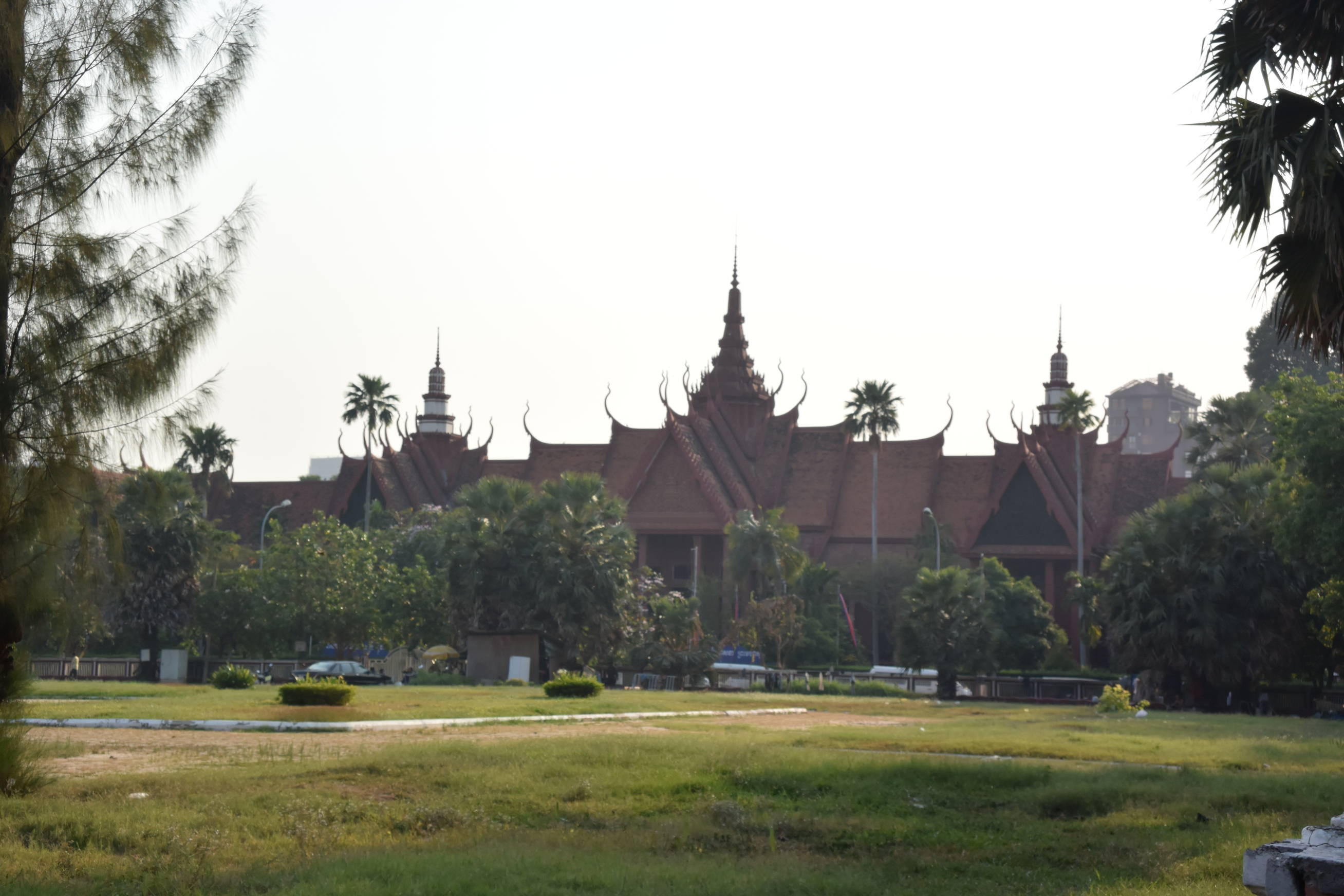 Palais Royale à Phnom Penh au Cambodge-3