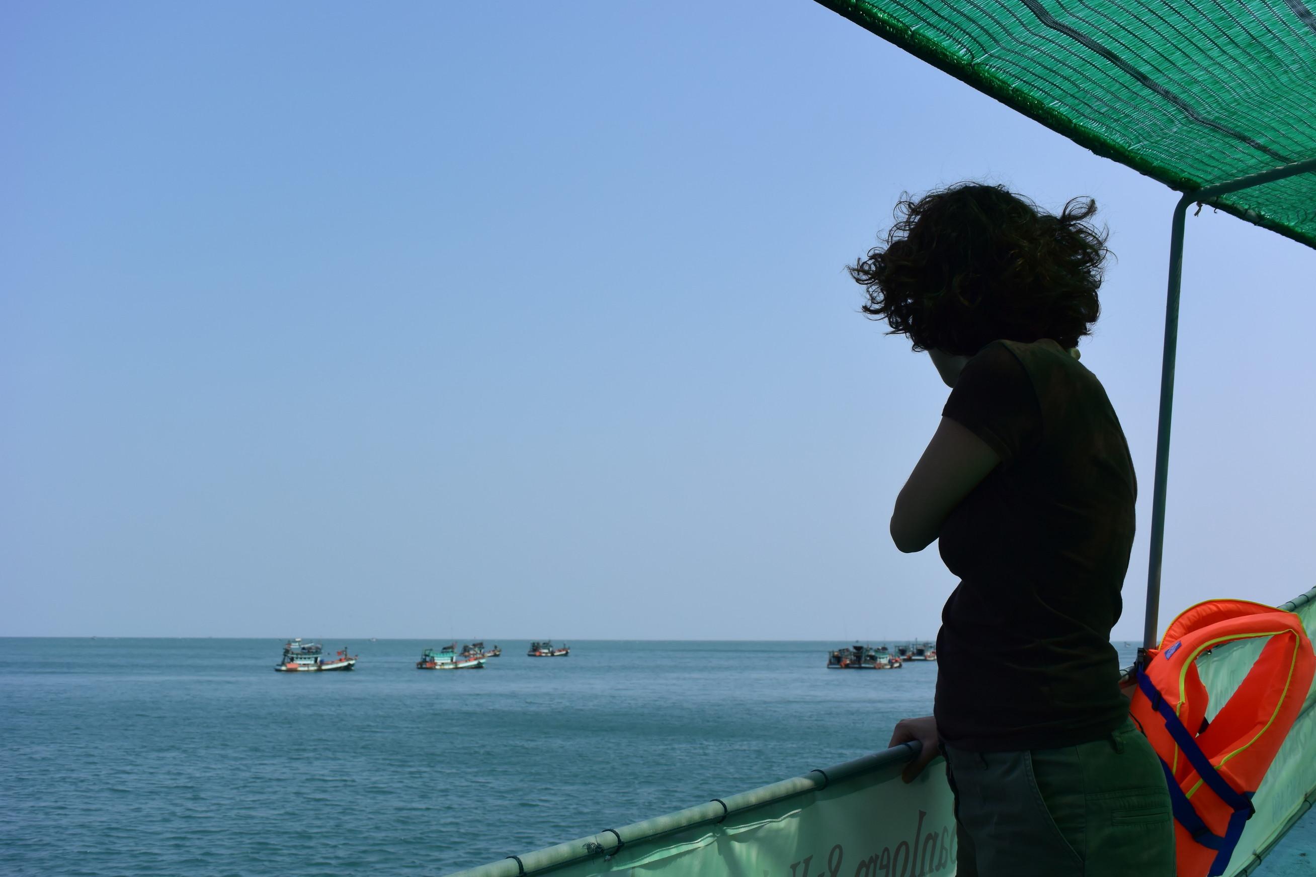 Slow Boat pour Koh Rong Samloem 1