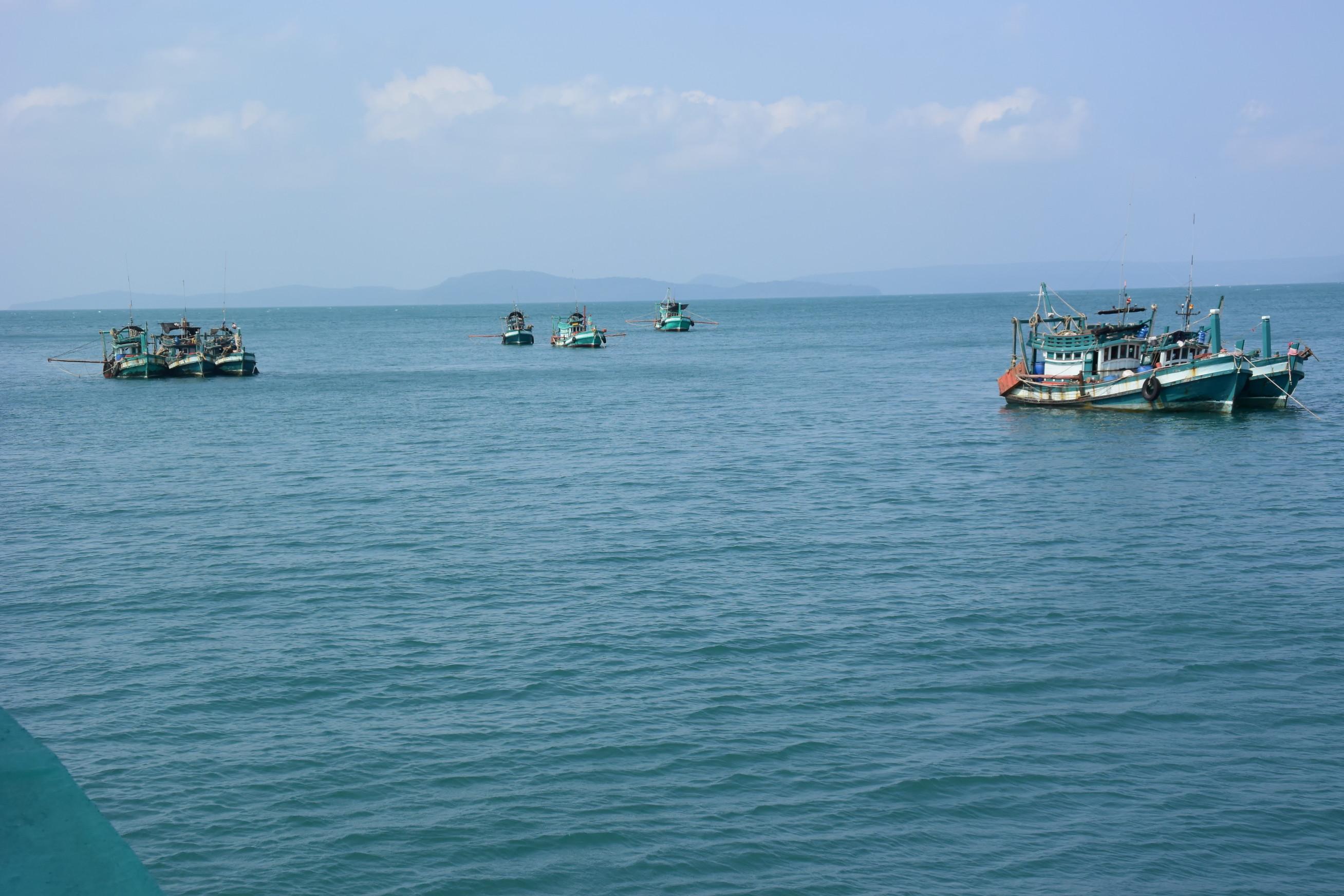 Slow Boat pour Koh Rong Samloem 2