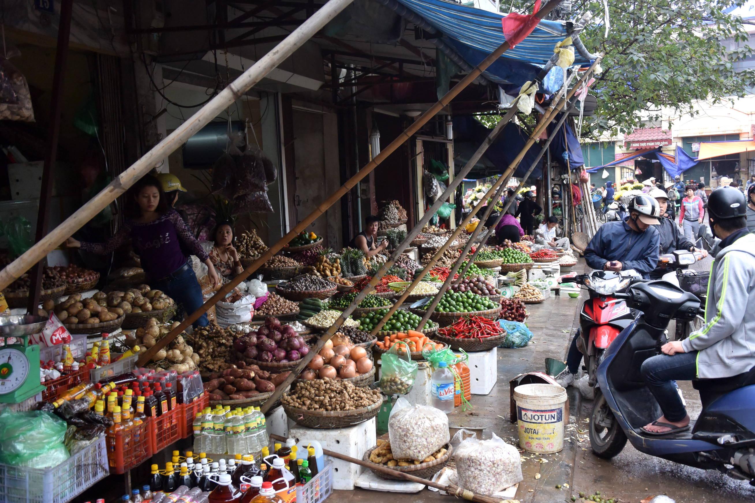 Commerces d'Hanoi 1