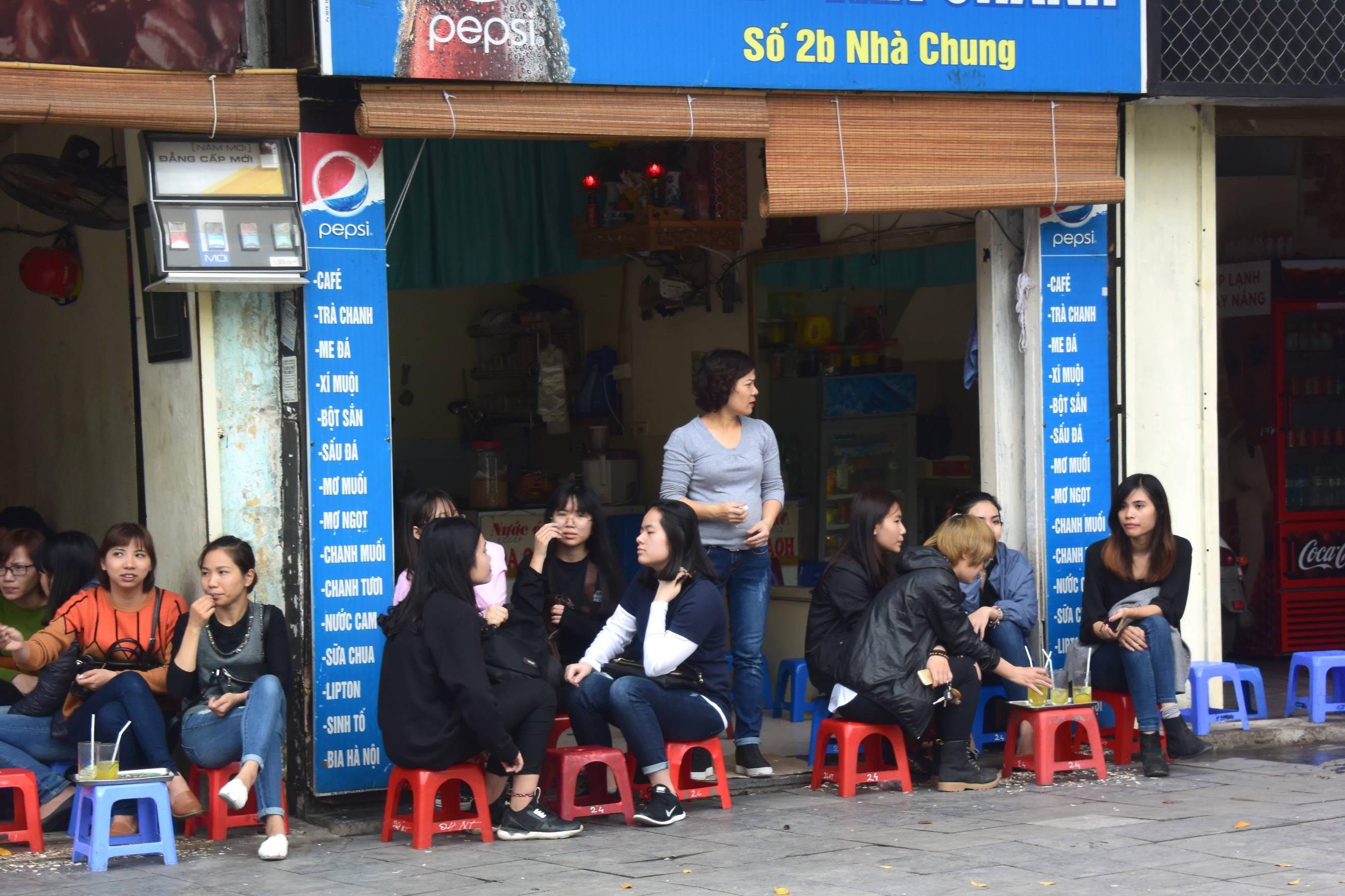 Commerces d'Hanoi 2