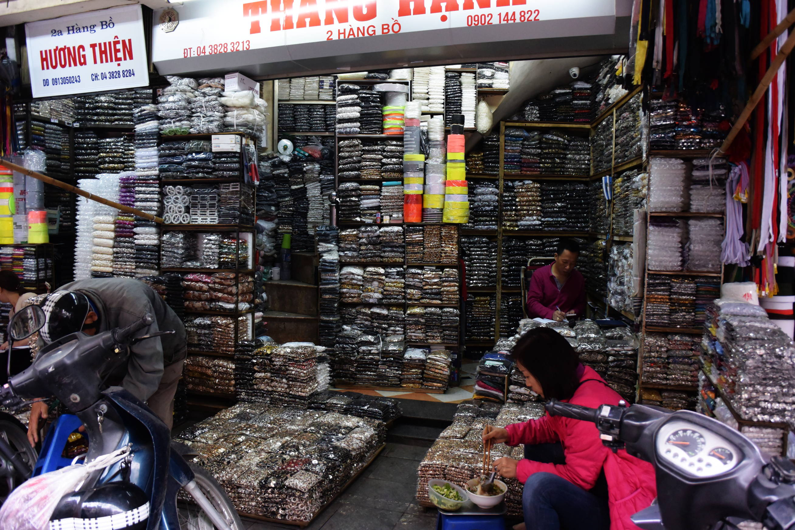 Commerces d'Hanoi 3