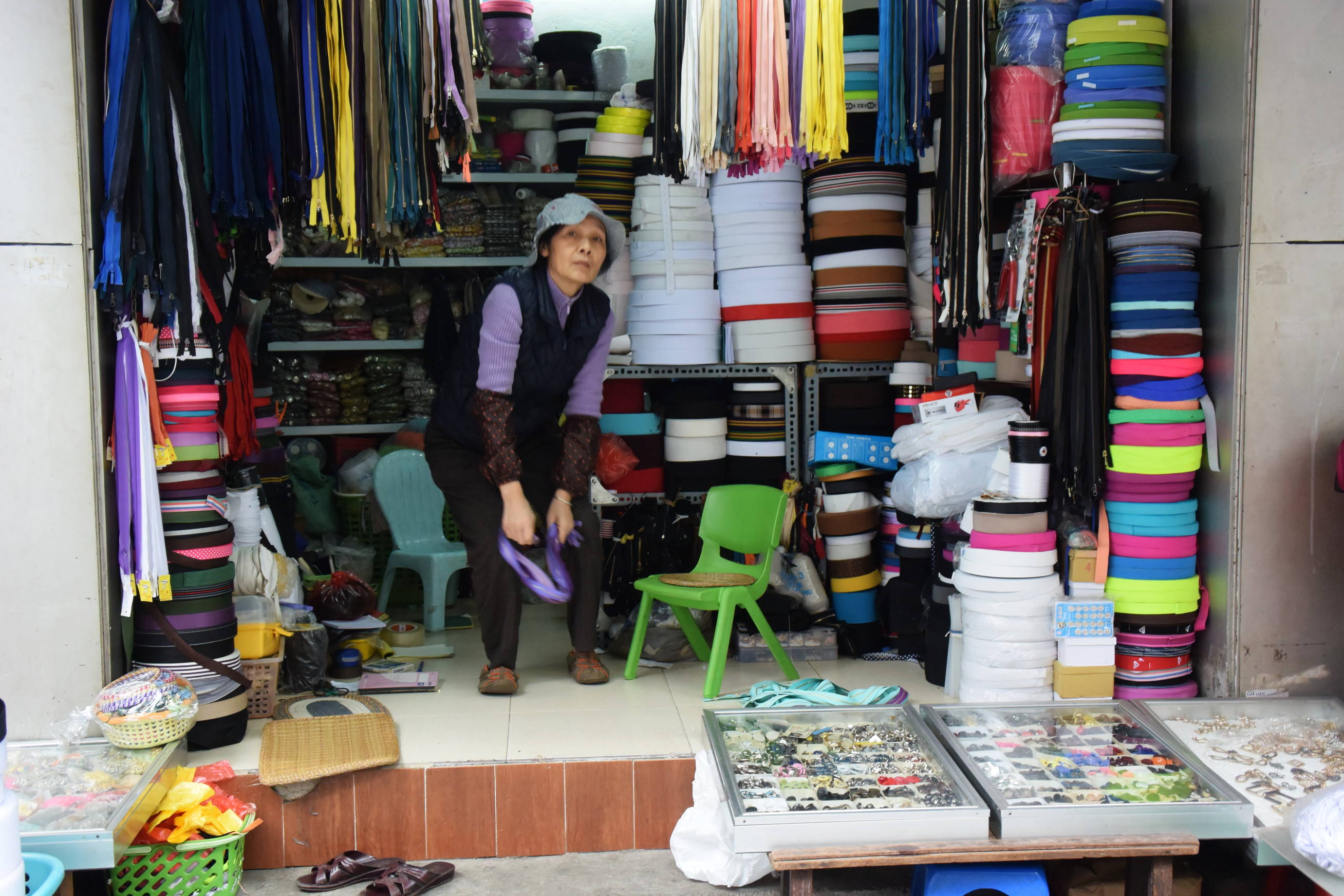 Commerces d'Hanoi 4