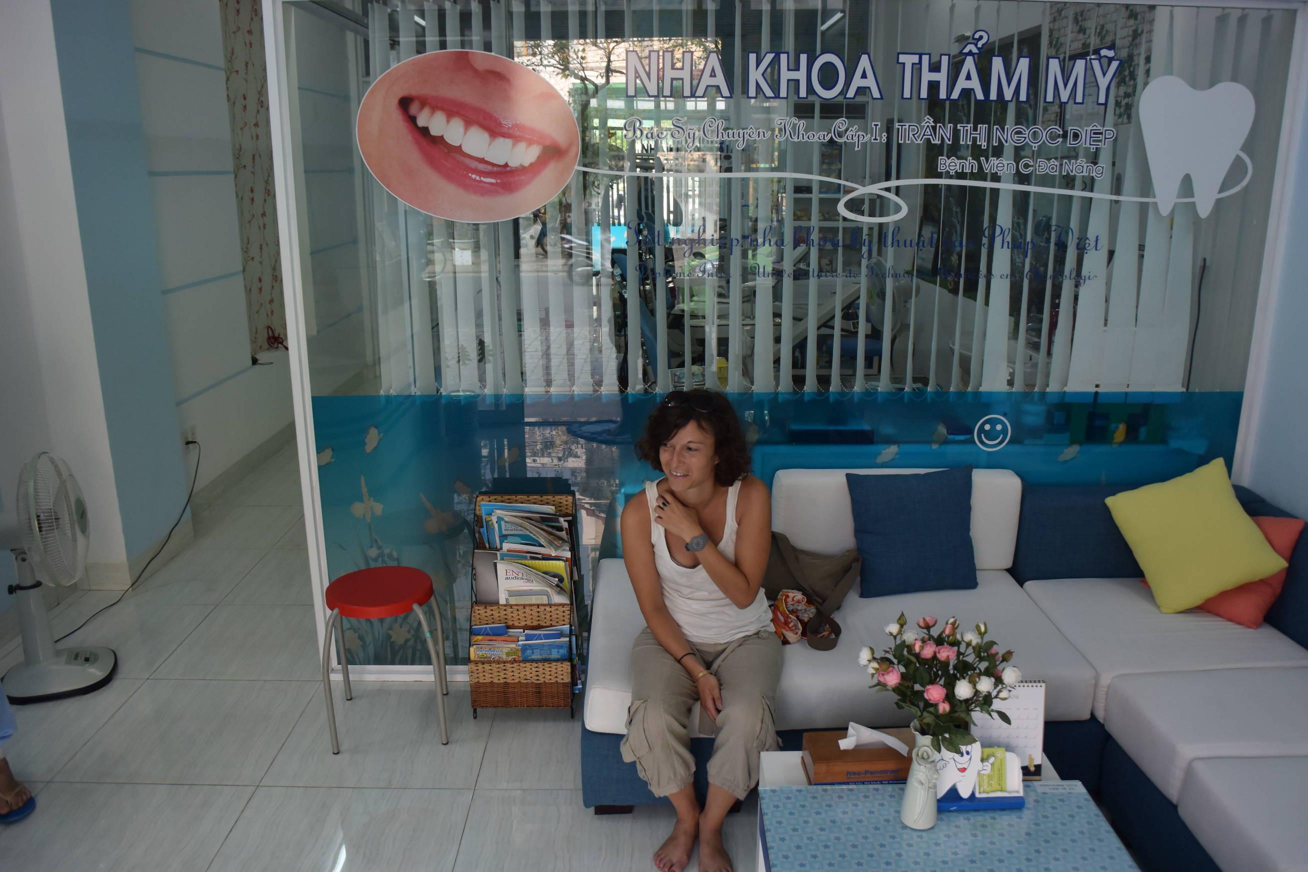 Dentiste au Vietnam
