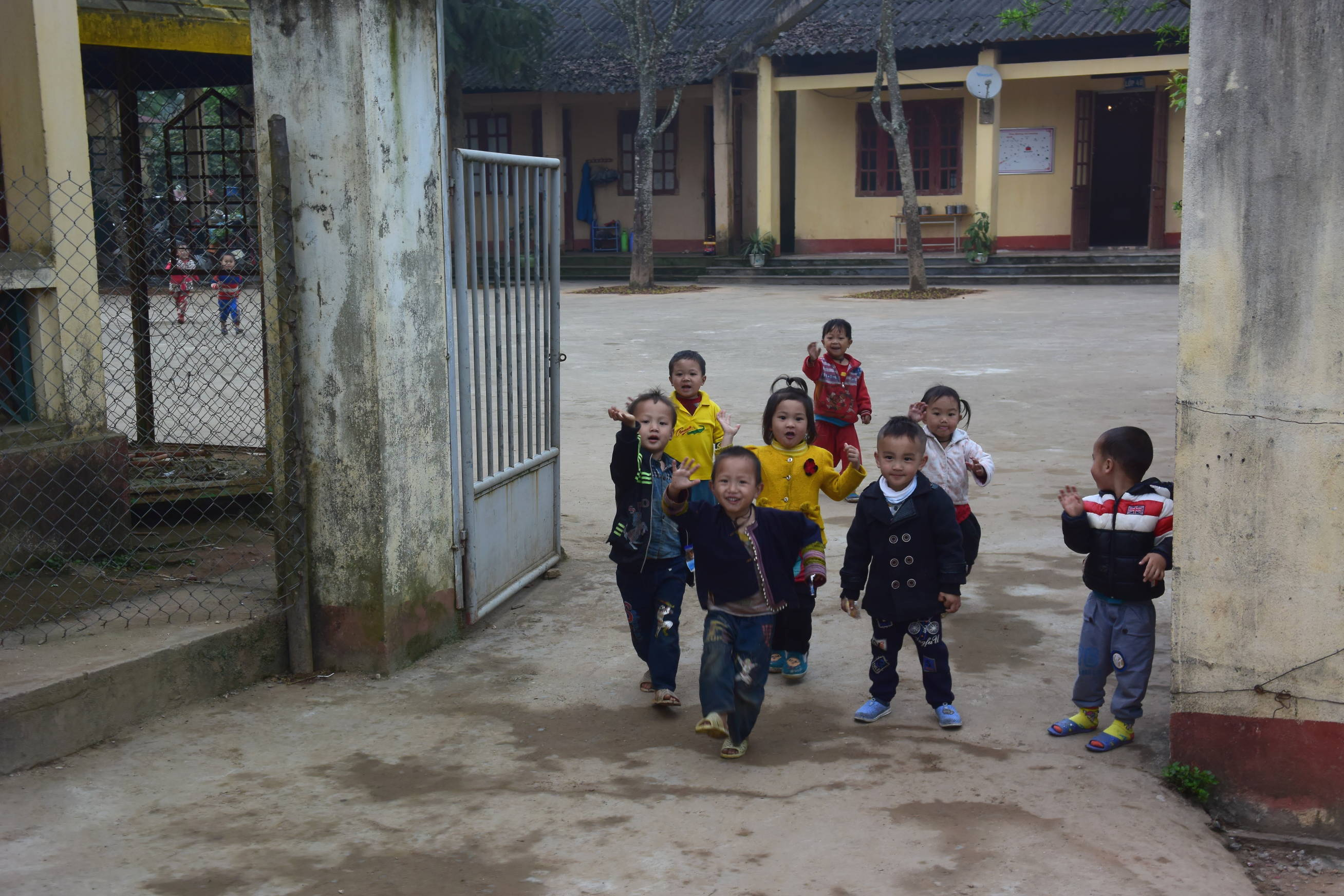 Enfants à Sapa 1