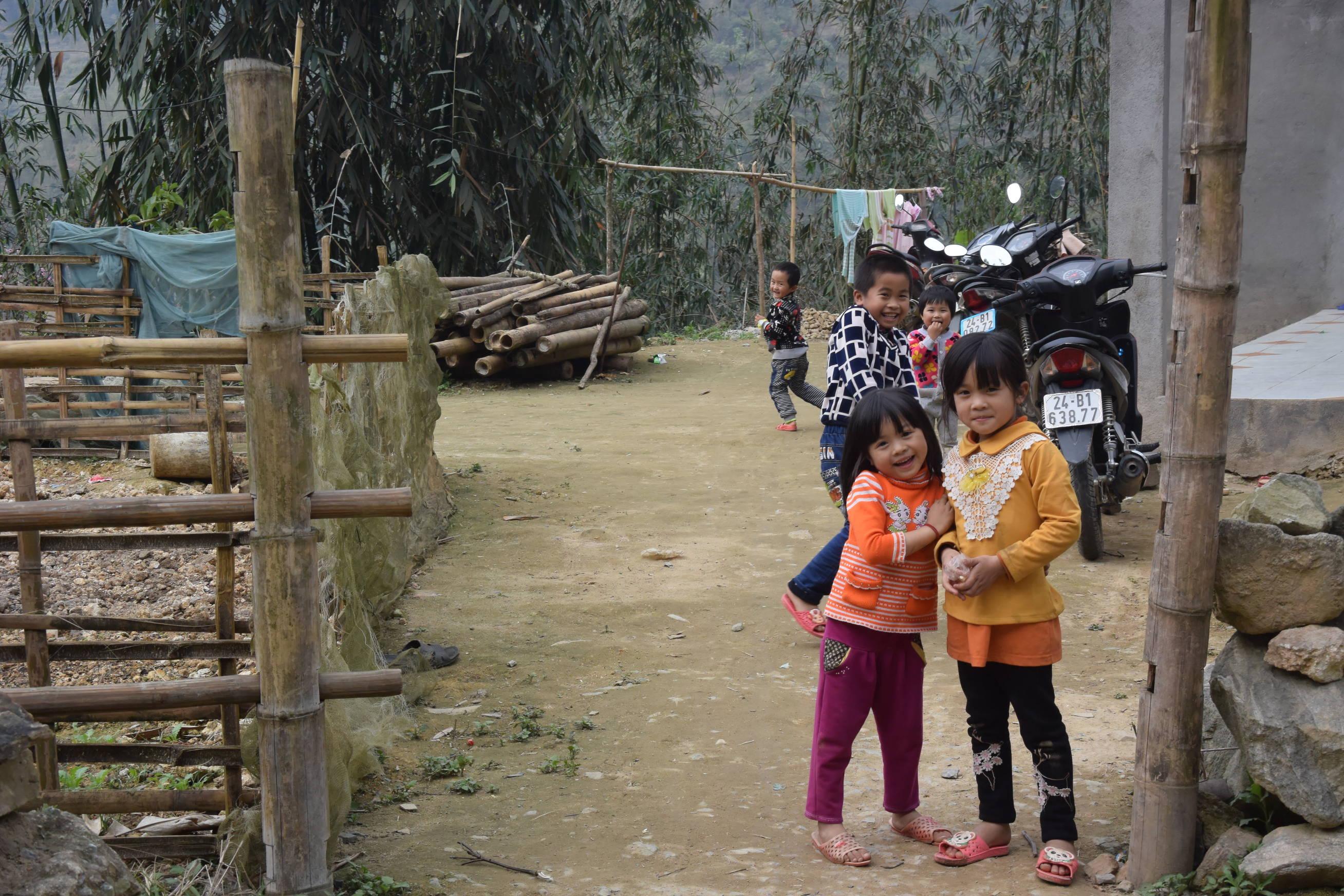 Enfants à Sapa 2