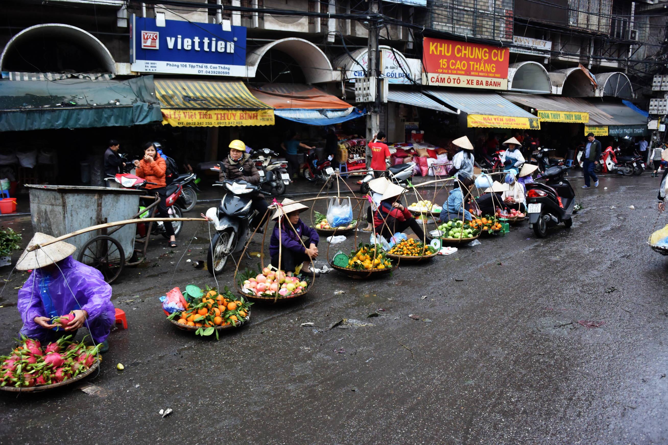 Dans les rues d'Hanoi 2