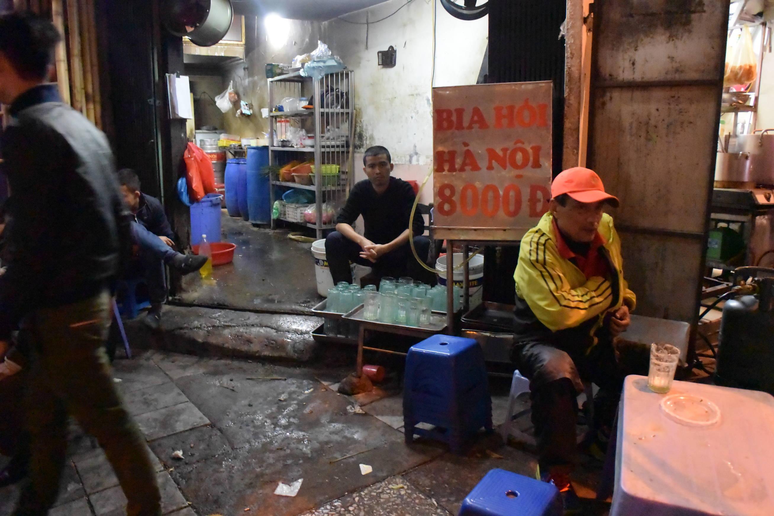 Dans les rues d'Hanoi 5
