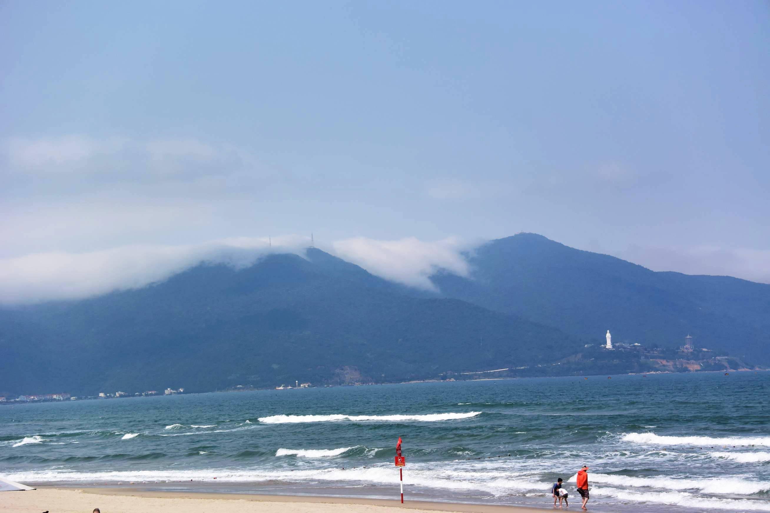 Le col des nuages de Da Nang