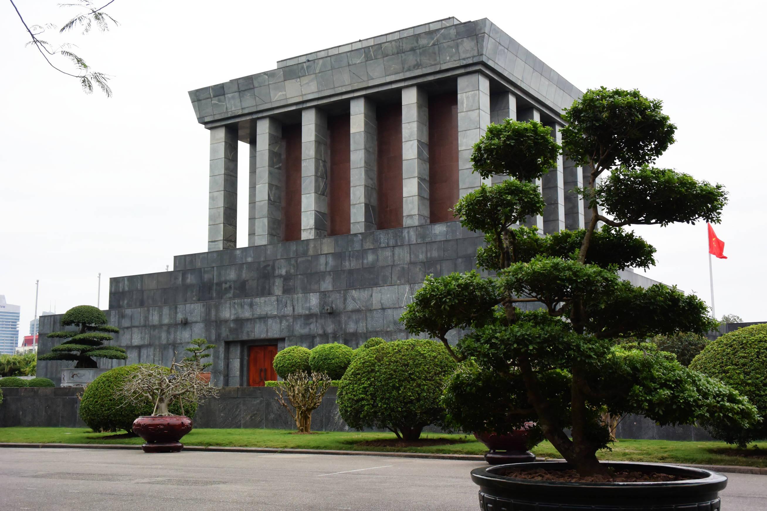 Mausolée d'Ho Chi Minh 2