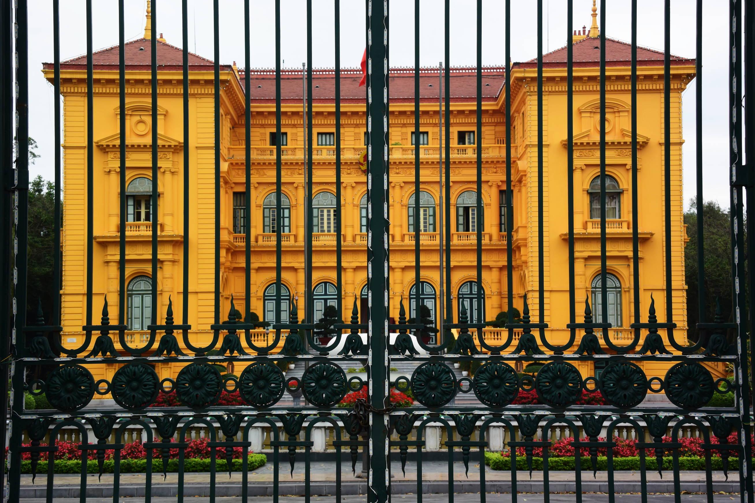 Mausolée d'Ho Chi Minh 3