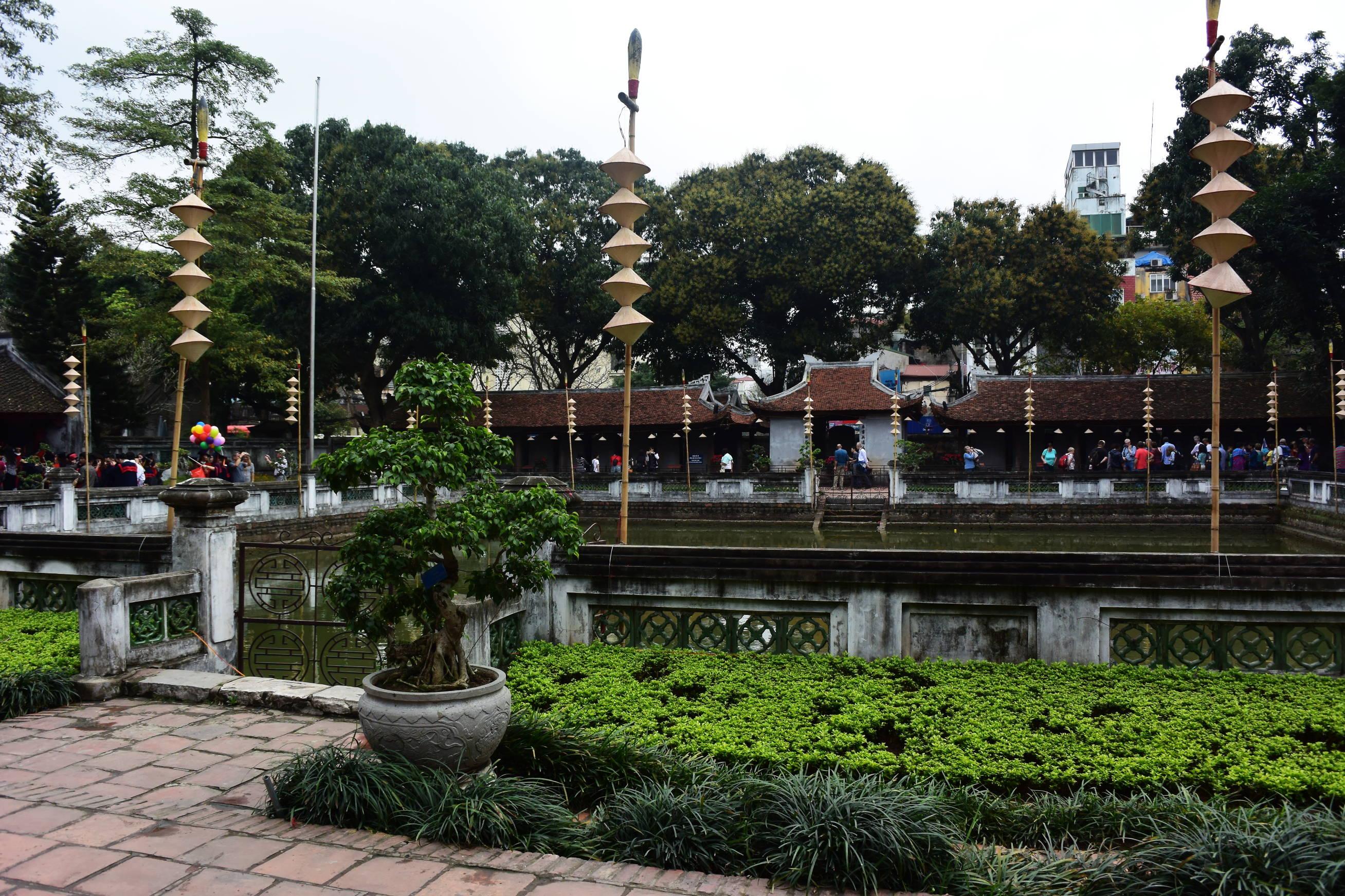 Temple d'Hanoi 1