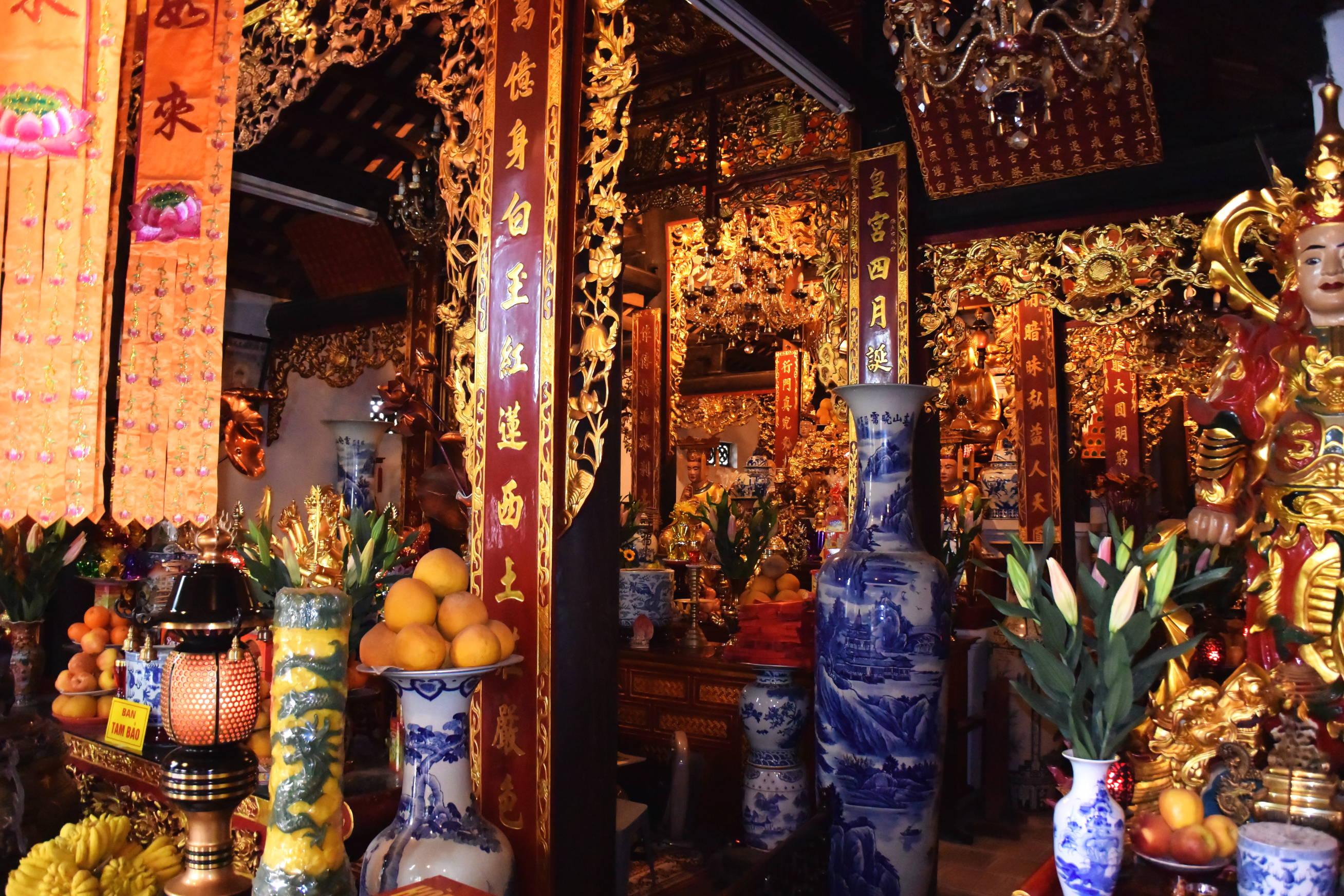 Temple d'Hanoi 4