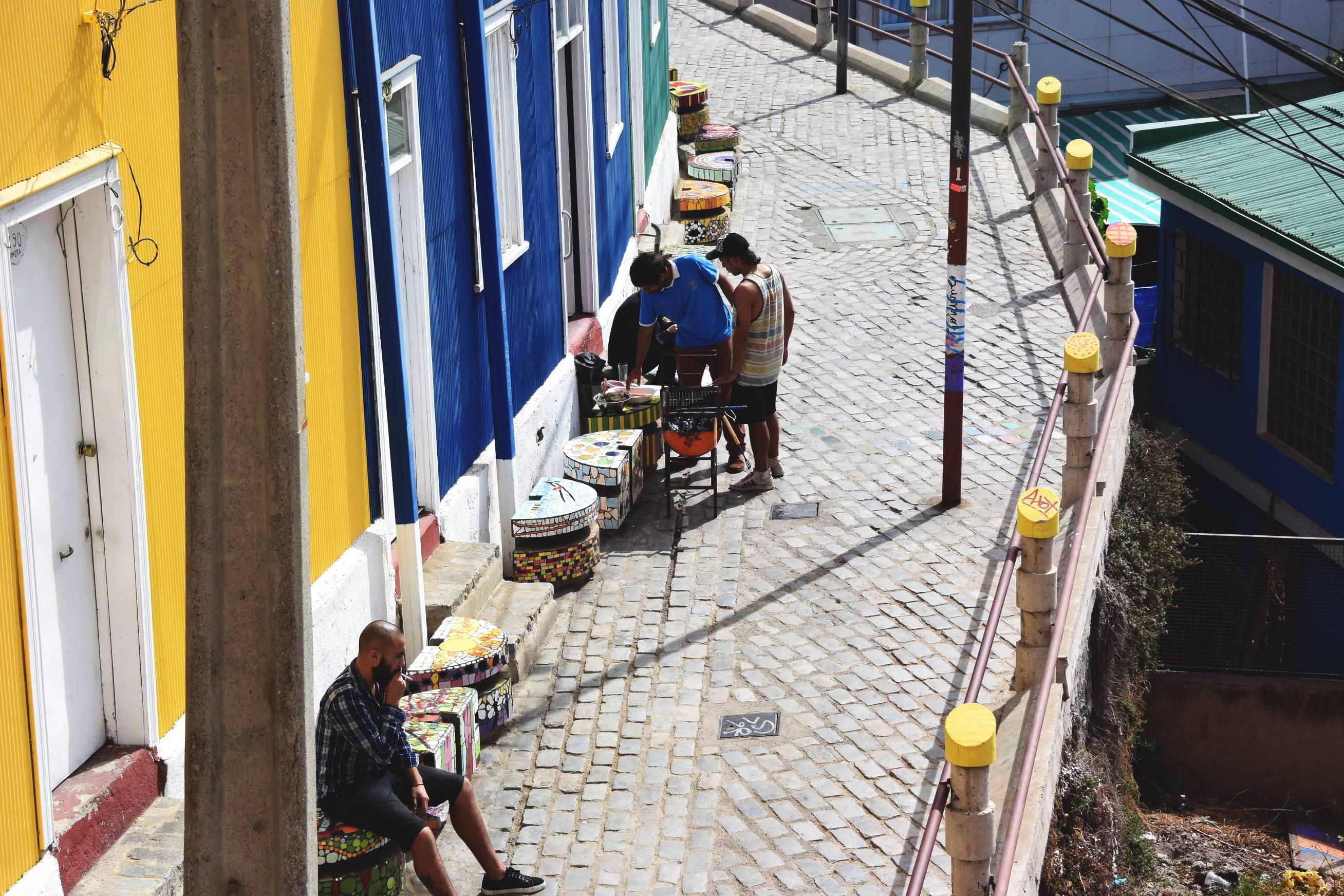 Apero Valparaiso 1
