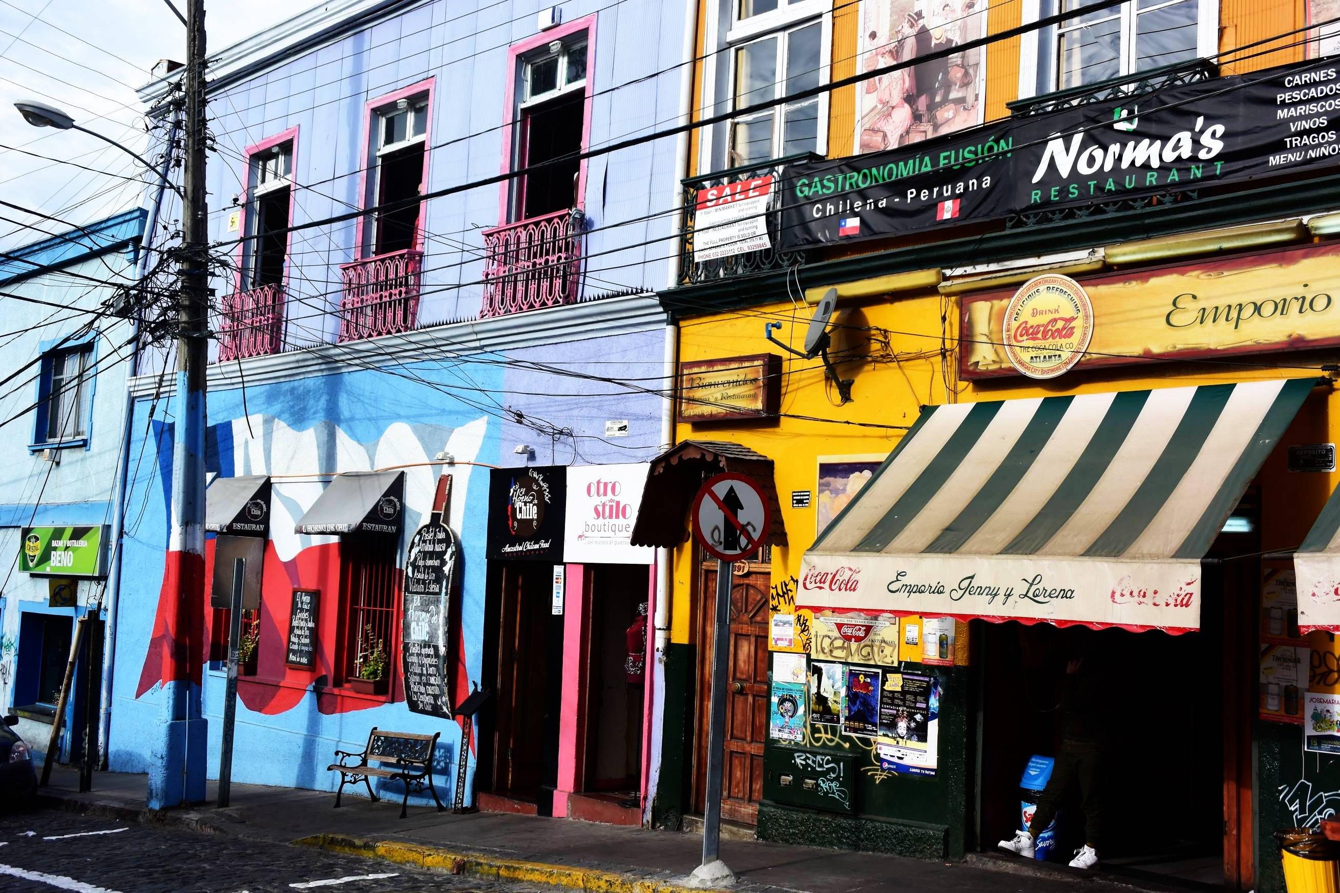 Street Art Valparaiso 5