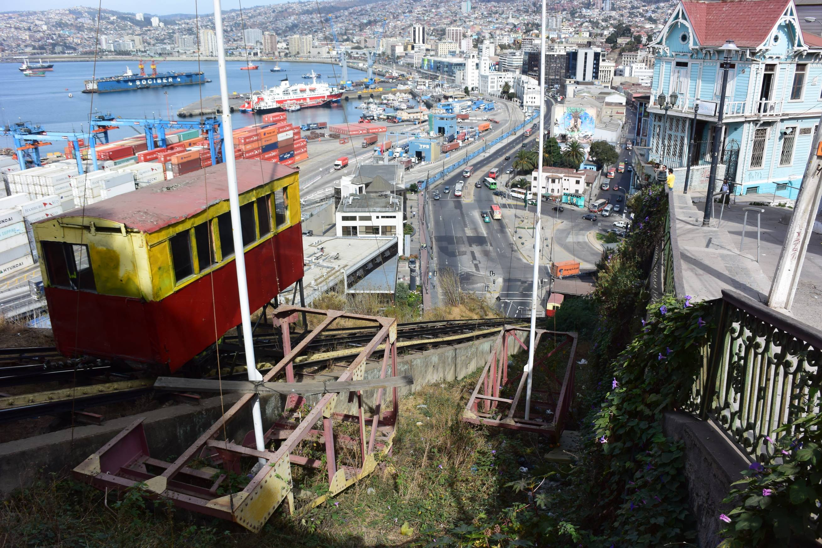 Collines Valparaiso 7