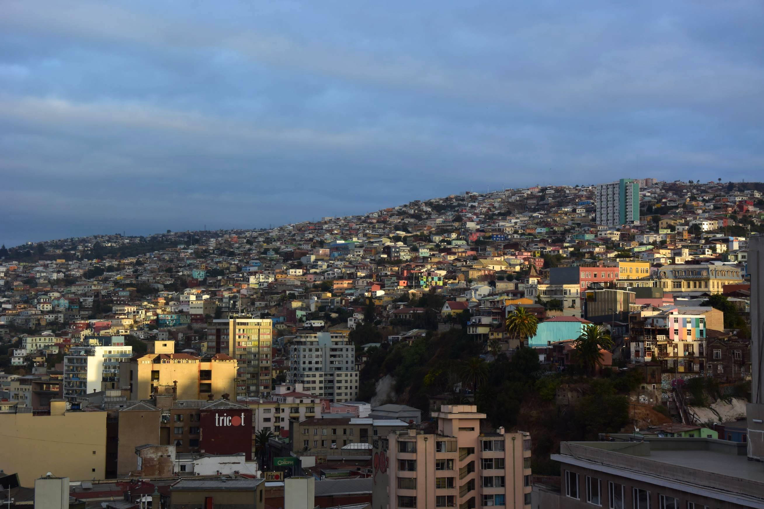 Collines de Valparaiso 1