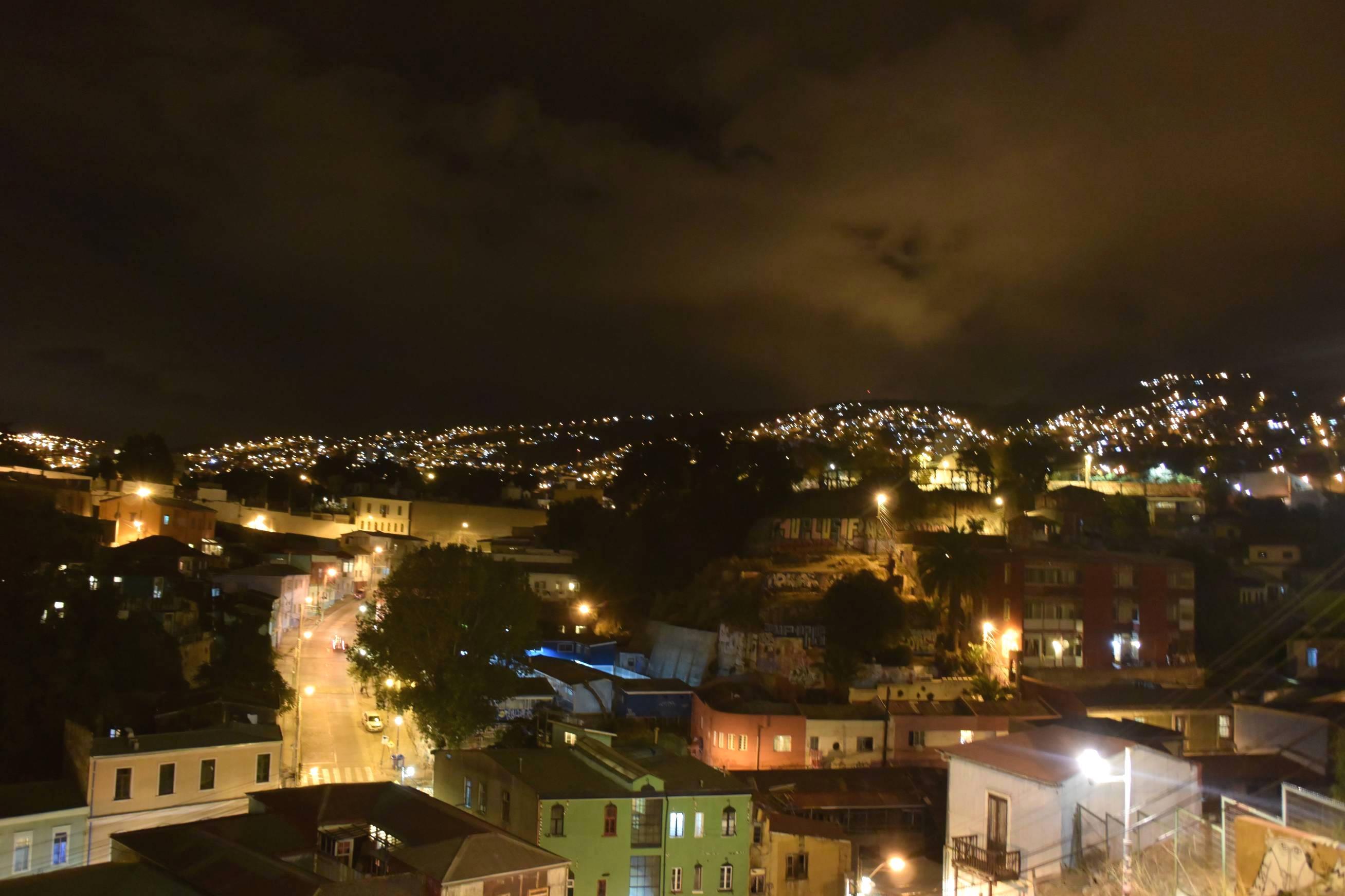 Collines de Valparaiso 3