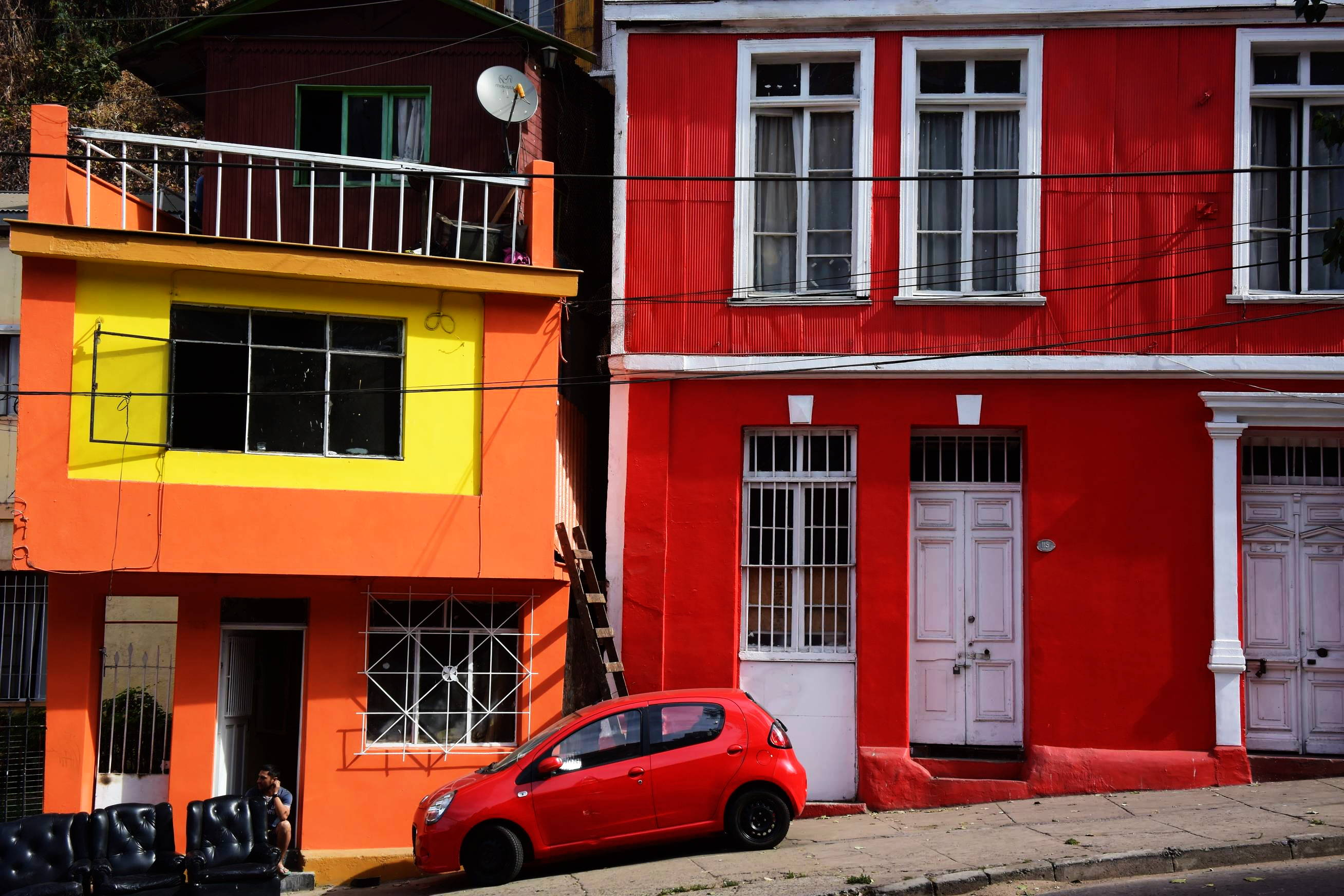 Collines de Valparaiso 5