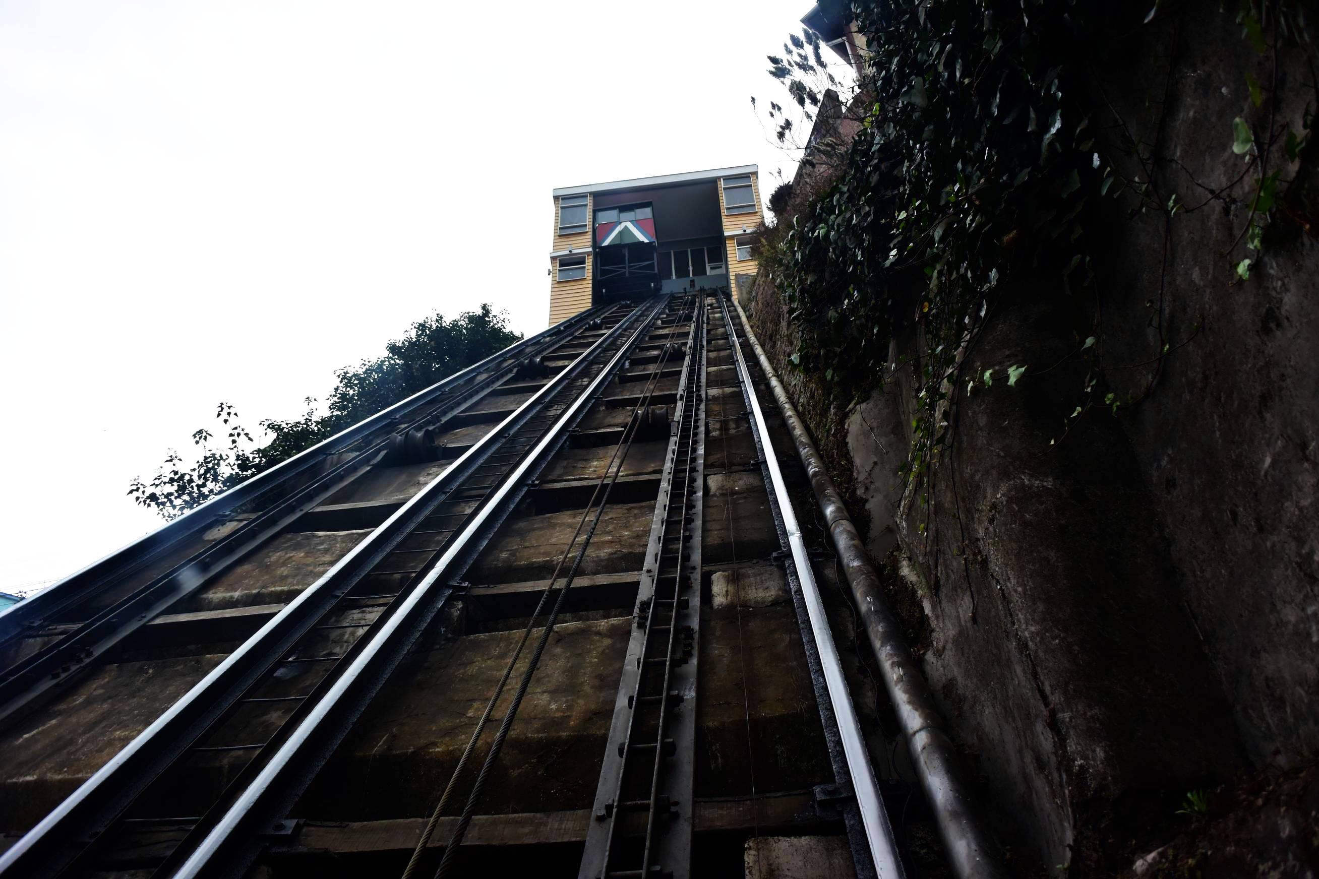 Collines de Valparaiso 6
