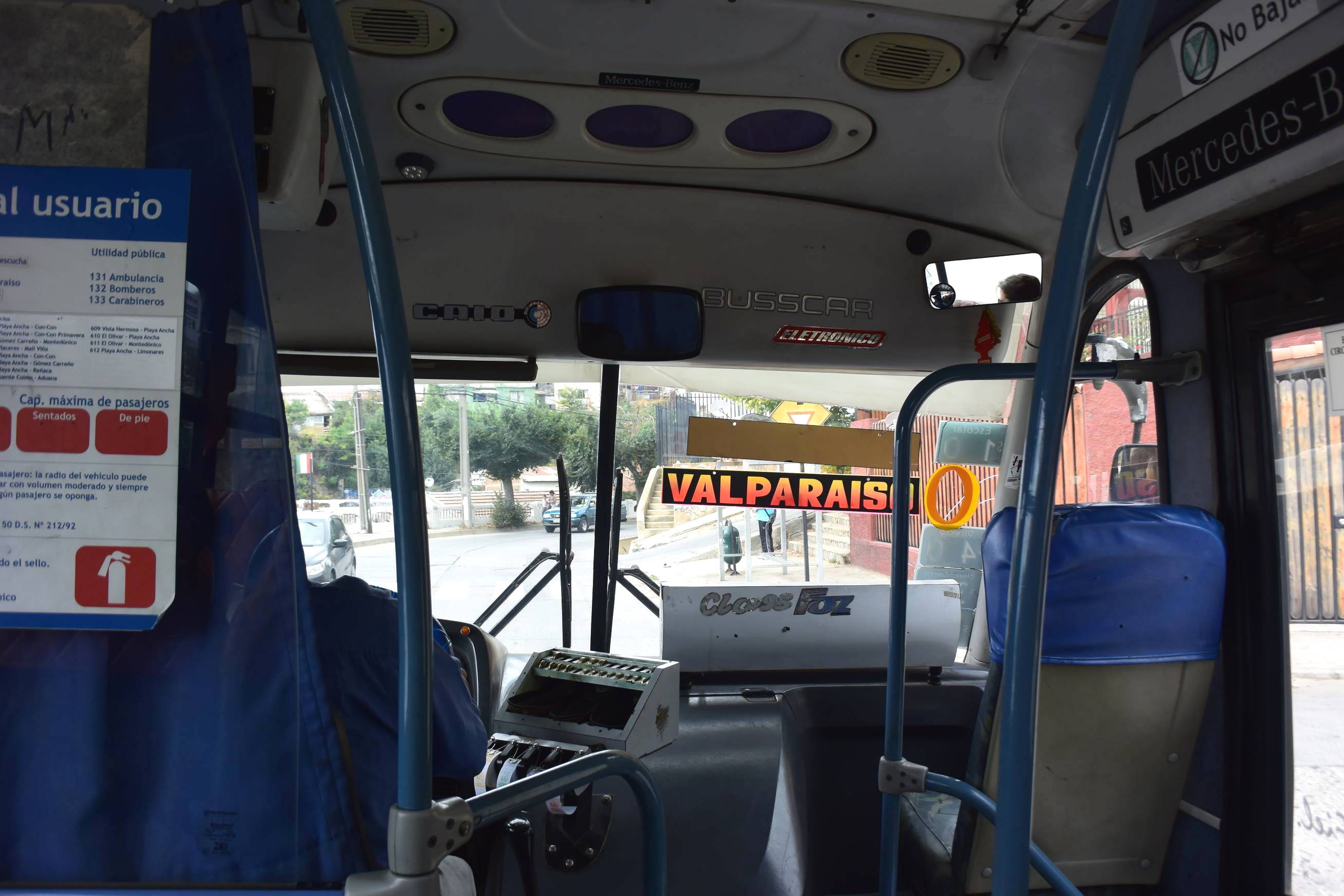 Nos conseils pour visiter Valparaiso 2