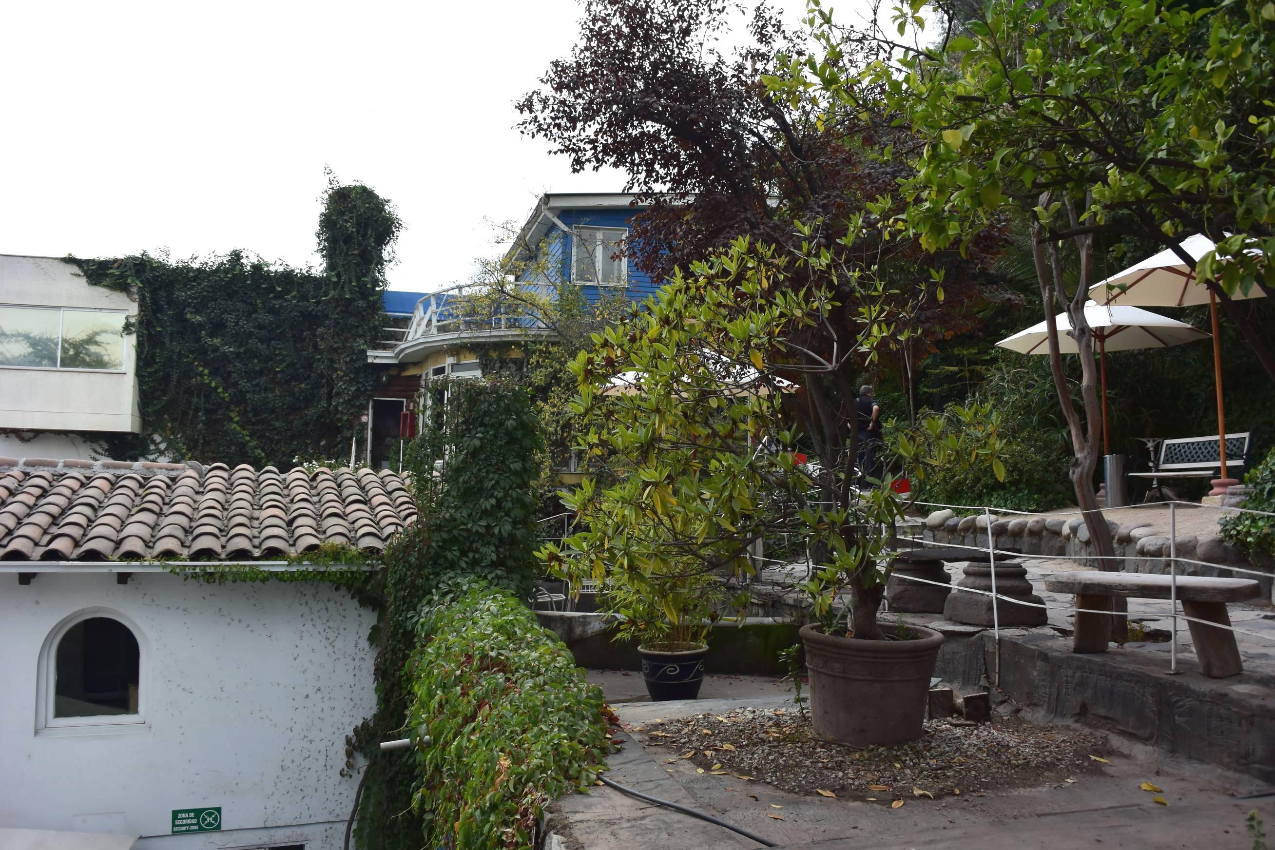 Maison de Pablo Neruda Santiago 2