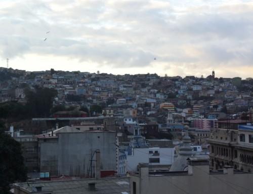 Valparaiso, les collines du street art