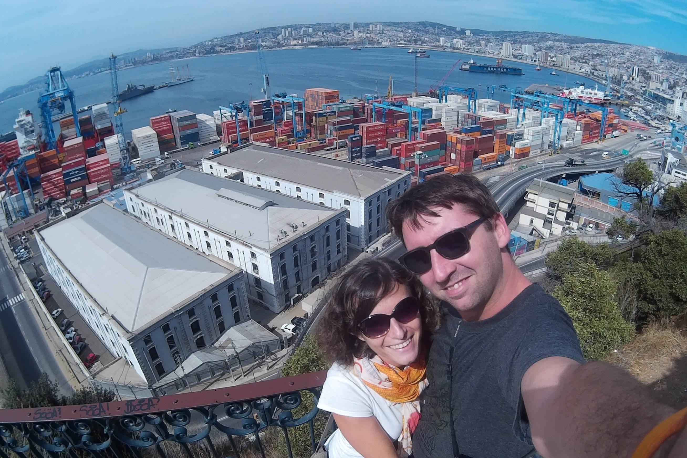 Port de Valparaiso 3