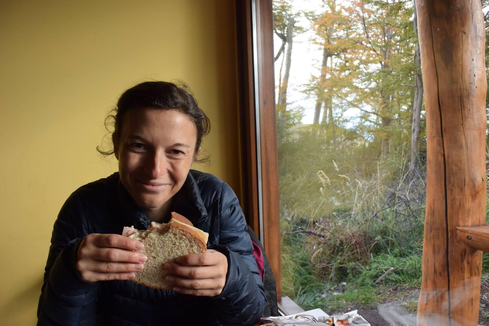 Balade sur le Perito Moreno 1