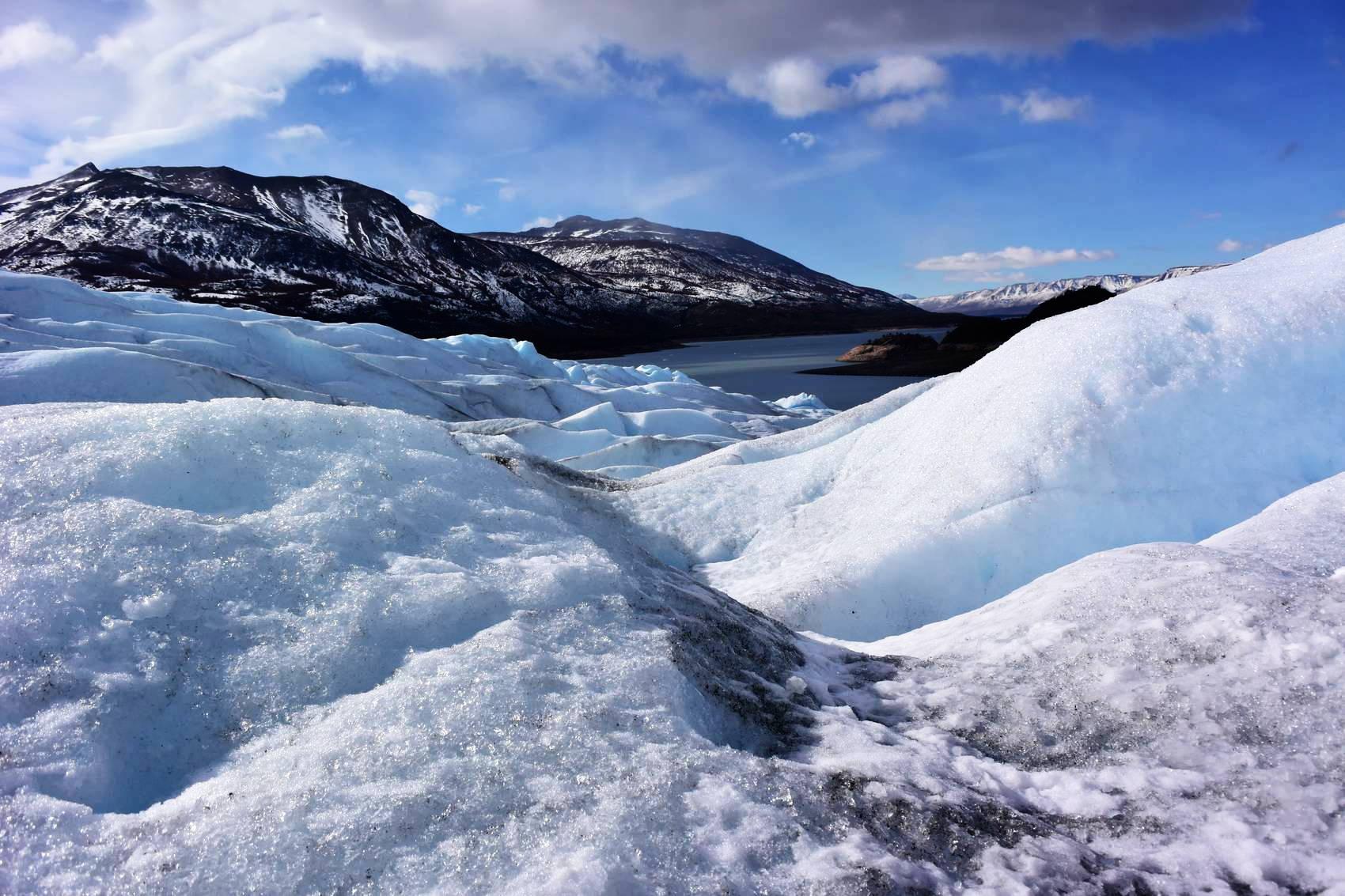 Balade sur le Perito Moreno 10
