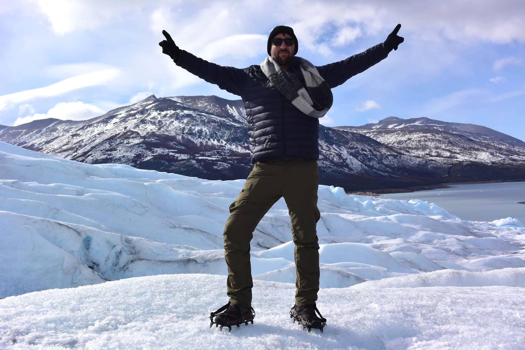 Balade sur le Perito Moreno 11