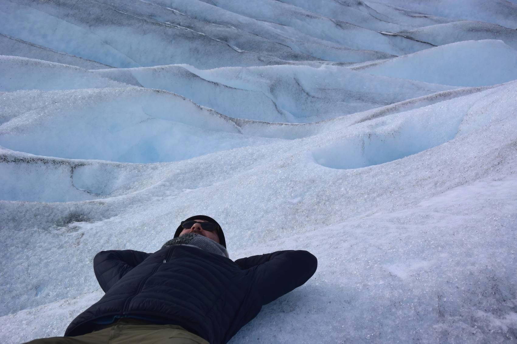 Balade sur le Perito Moreno 12