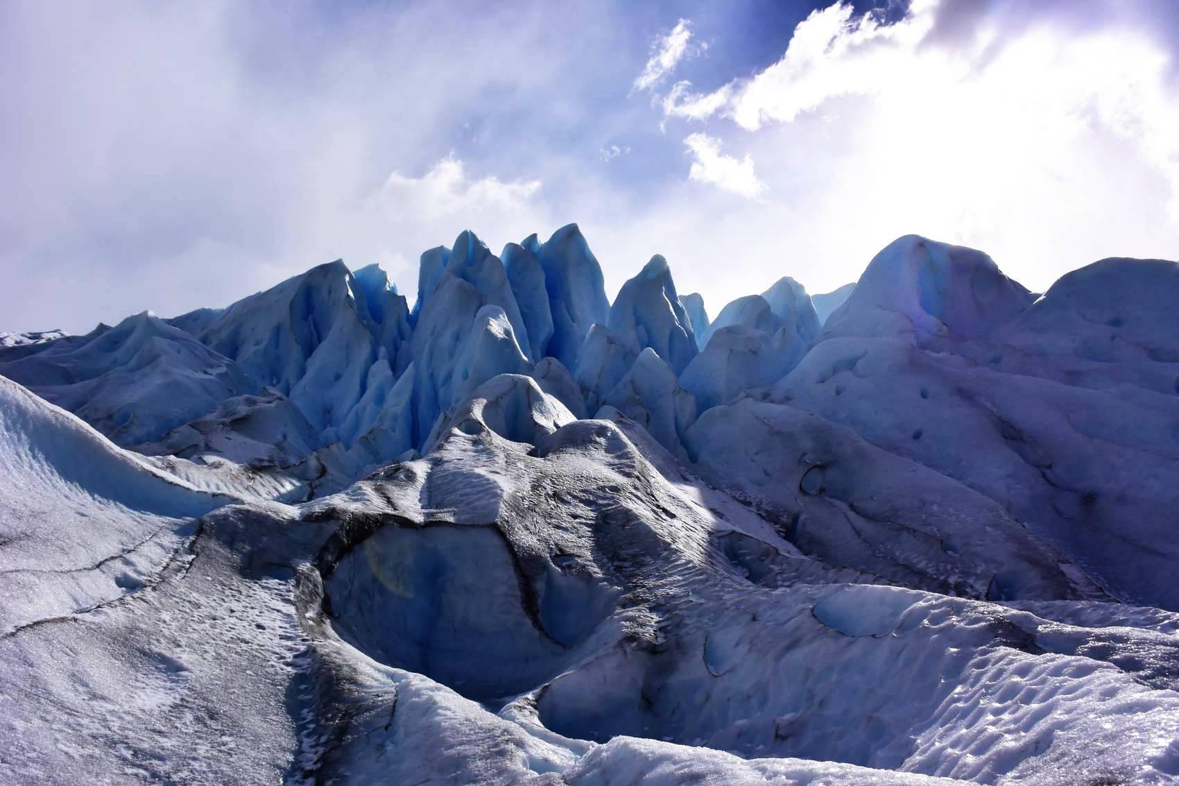 Balade sur le Perito Moreno 13