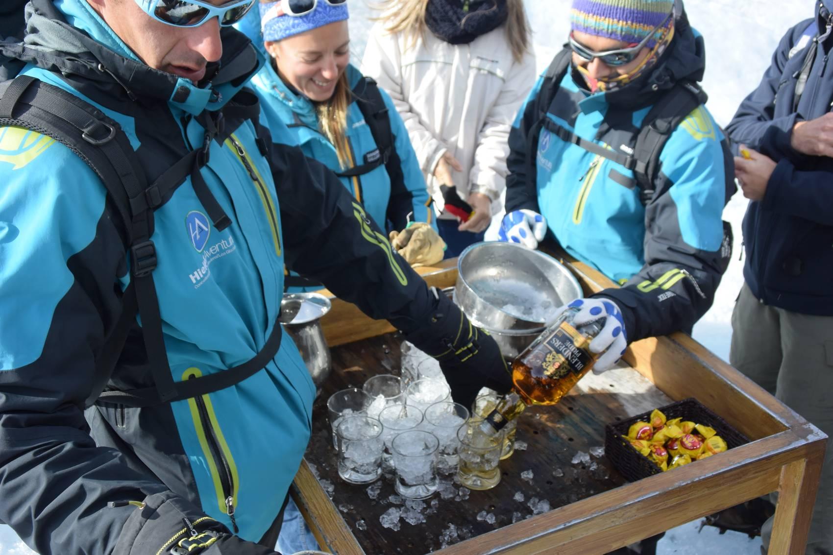 Balade sur le Perito Moreno 14