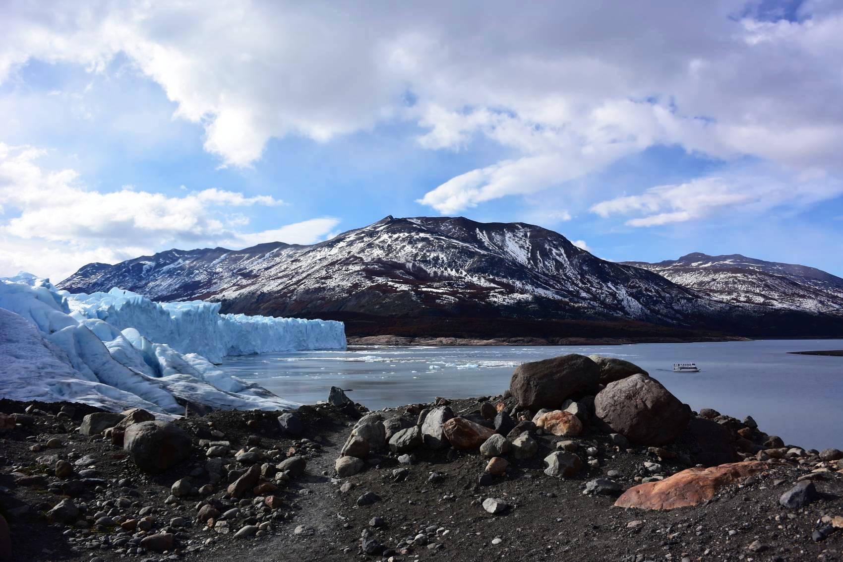 Balade sur le Perito Moreno 15