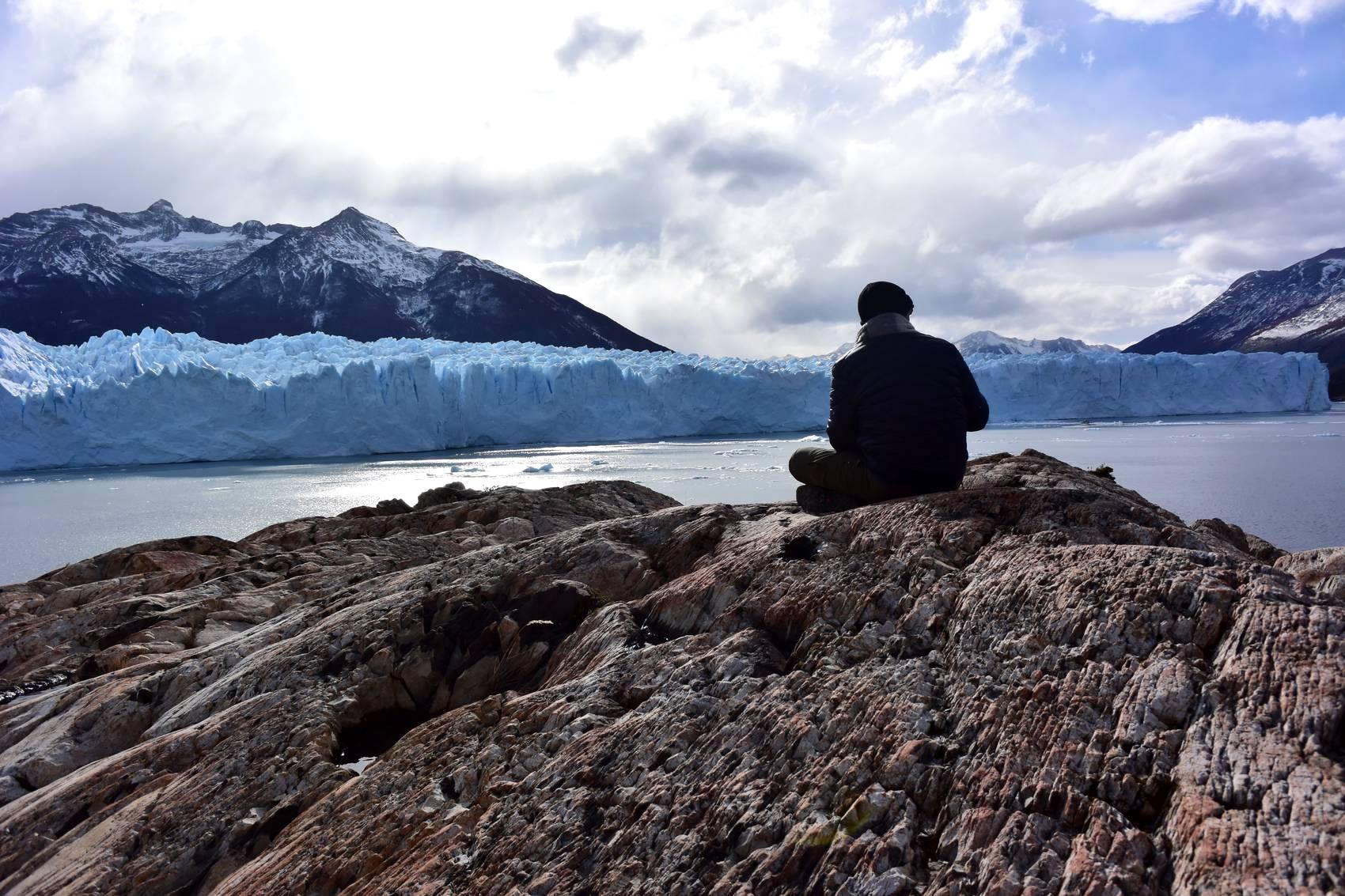 Balade sur le Perito Moreno 16