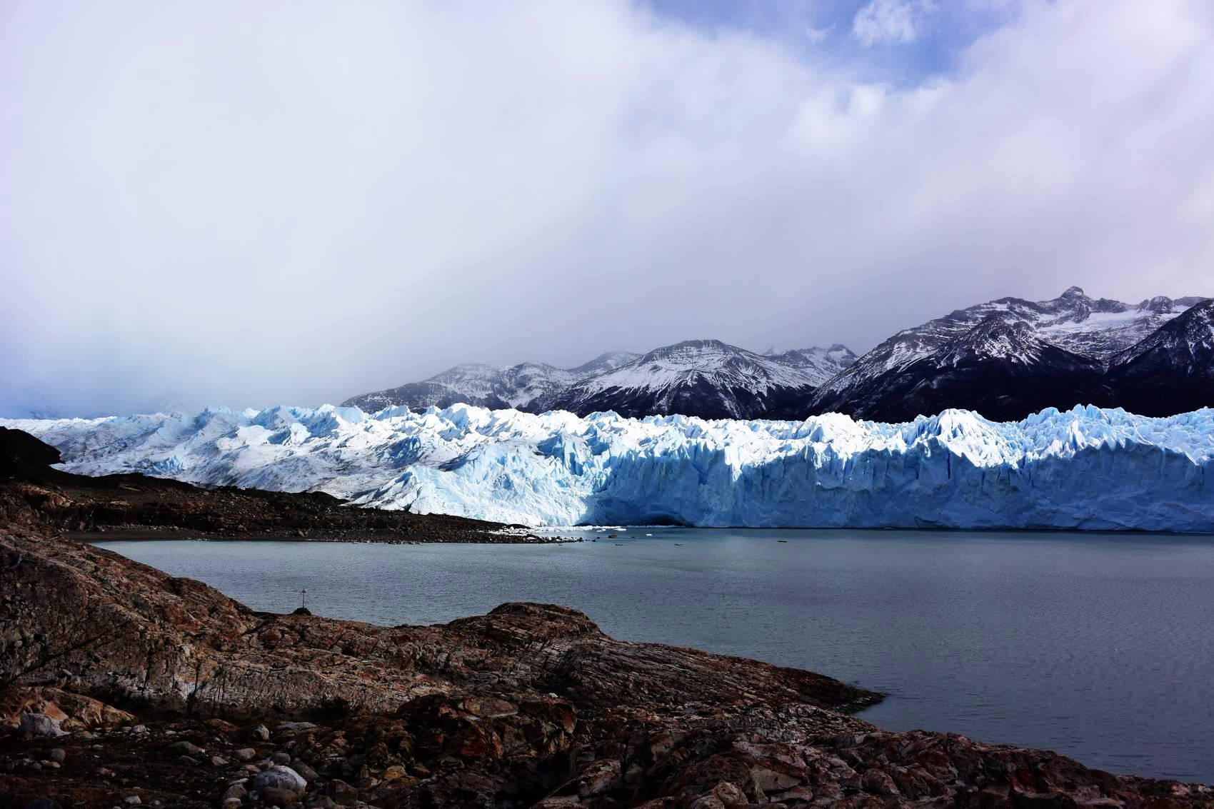 Balade sur le Perito Moreno 2