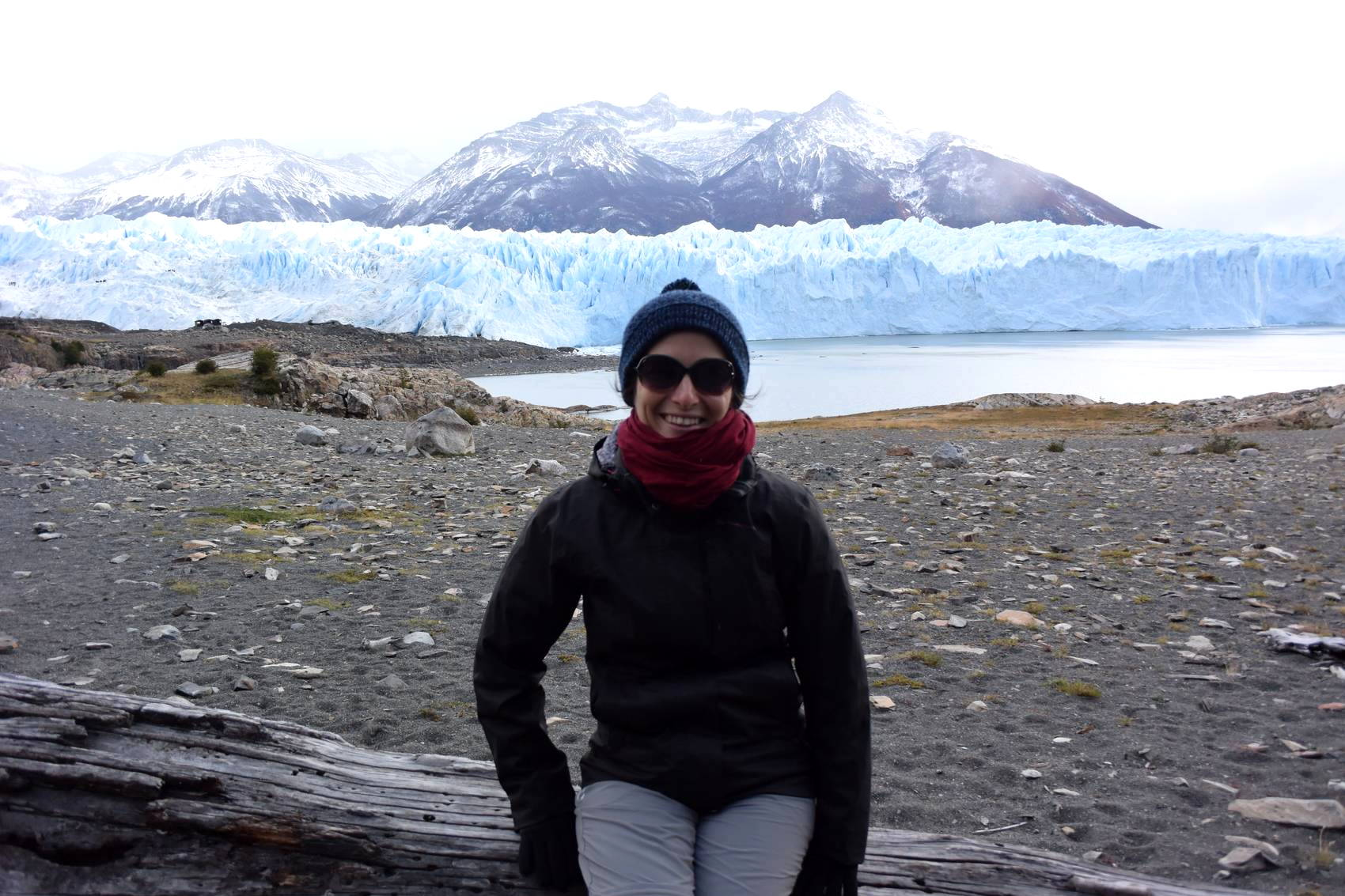 Balade sur le Perito Moreno 3