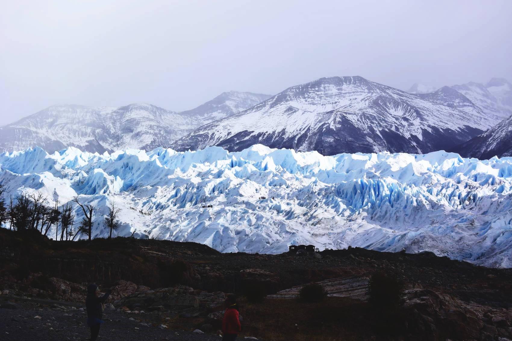 Balade sur le Perito Moreno 4