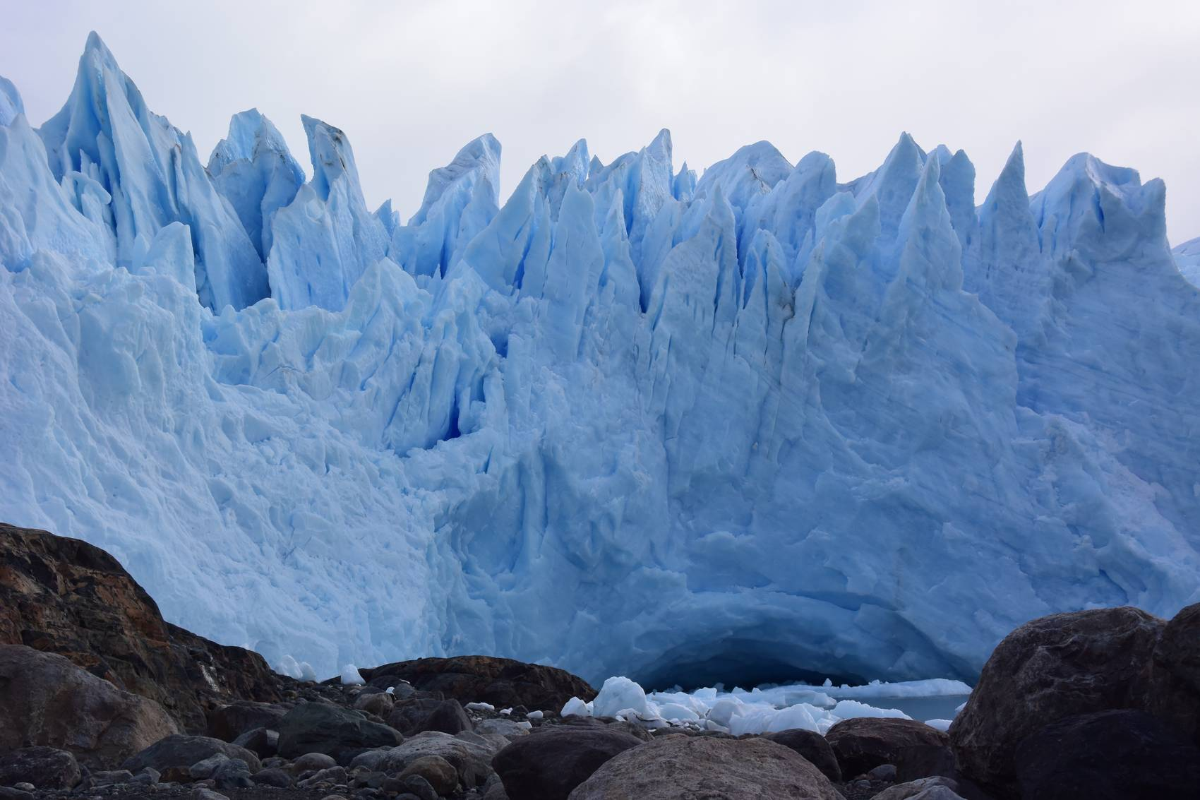 Balade sur le Perito Moreno 5