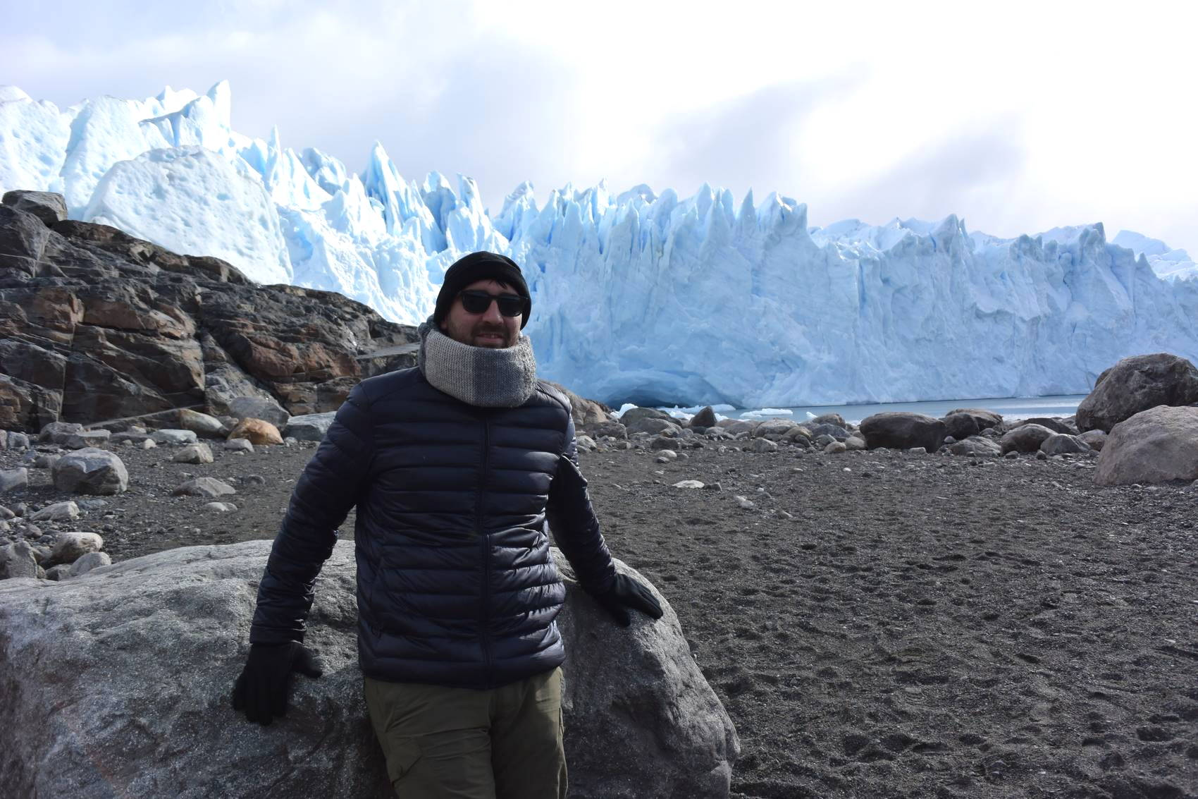 Balade sur le Perito Moreno 6